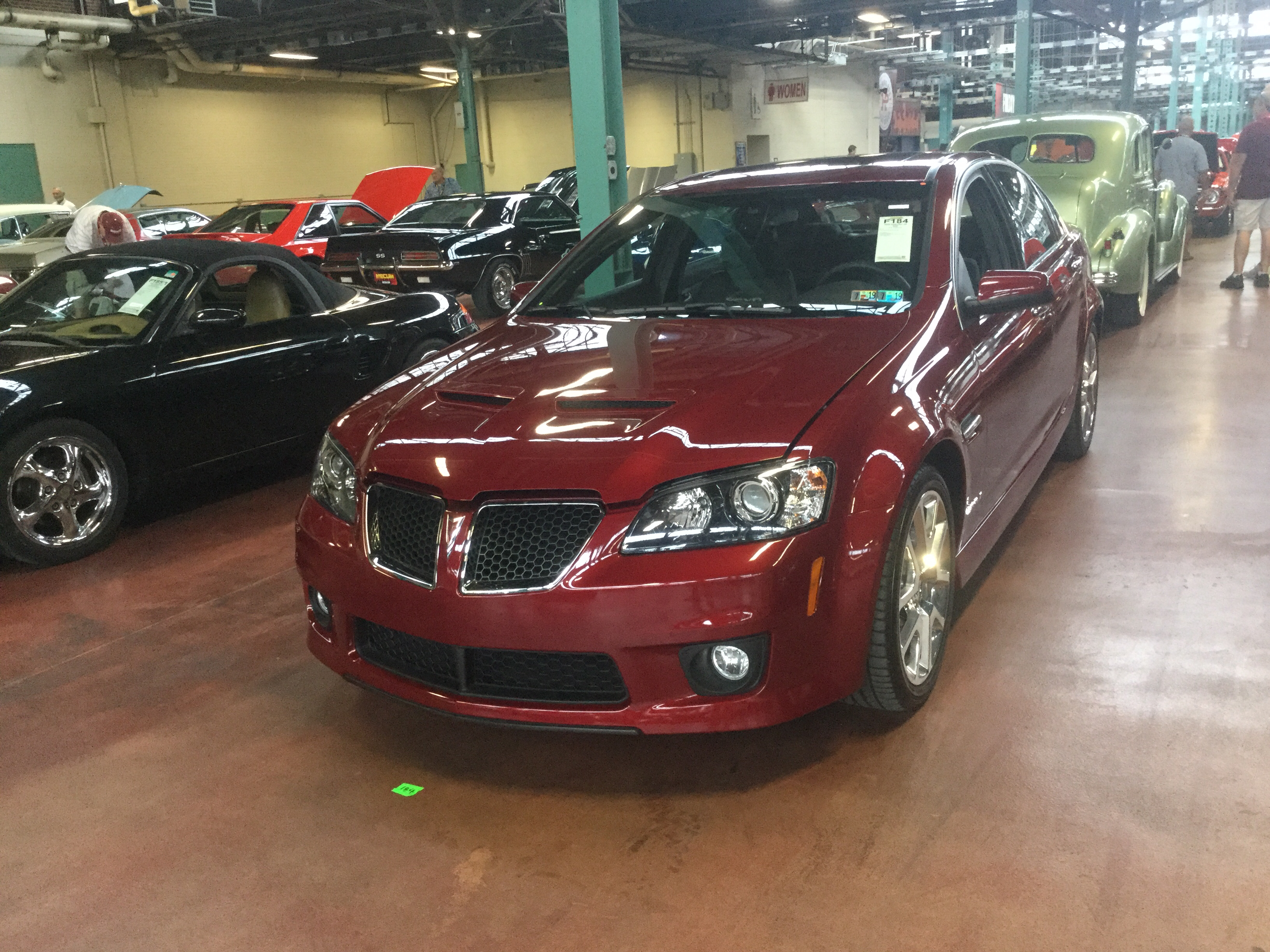 2009 Pontiac G8 Values | Hagerty Valuation Tool®