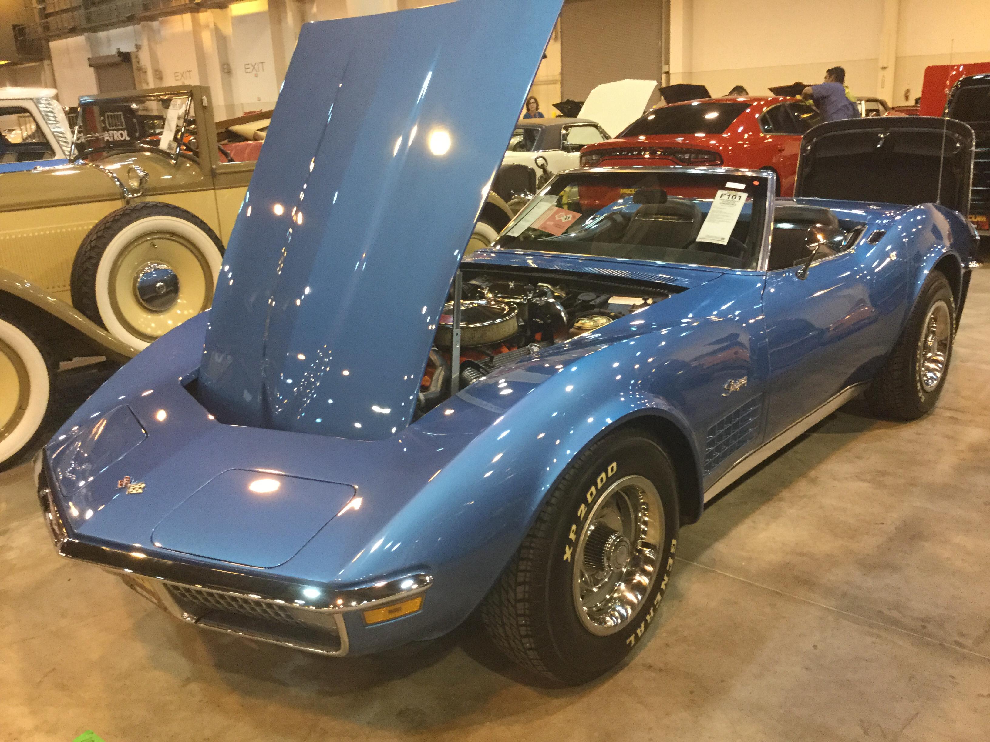 1970 Corvette For Sale >> 1970 Chevrolet Corvette Values Hagerty Valuation Tool