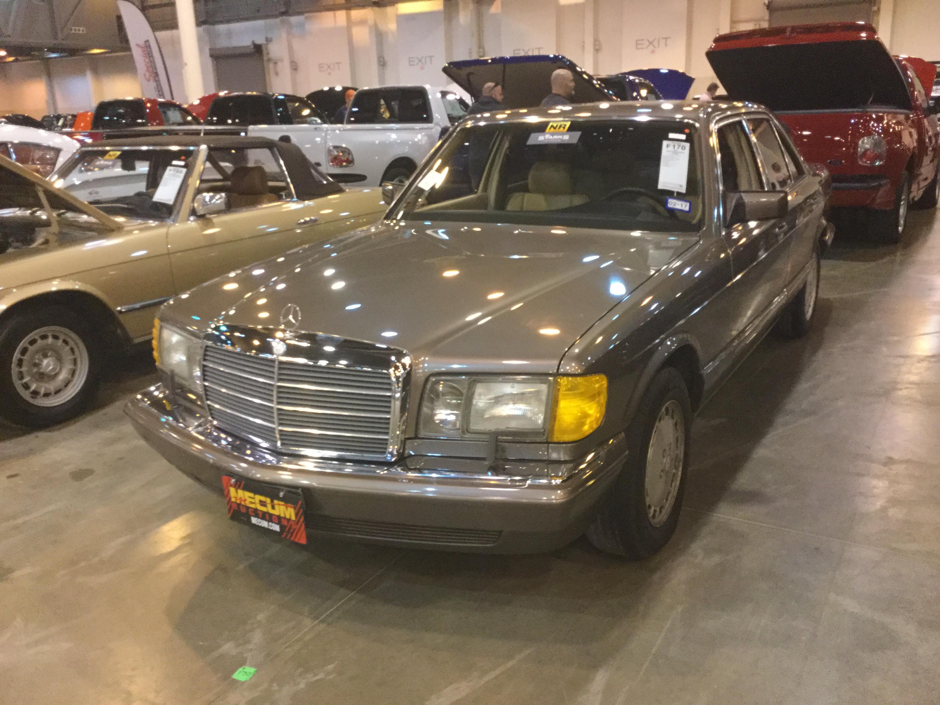 1987 Mercedes-Benz 560SEC Values | Hagerty Valuation Tool®
