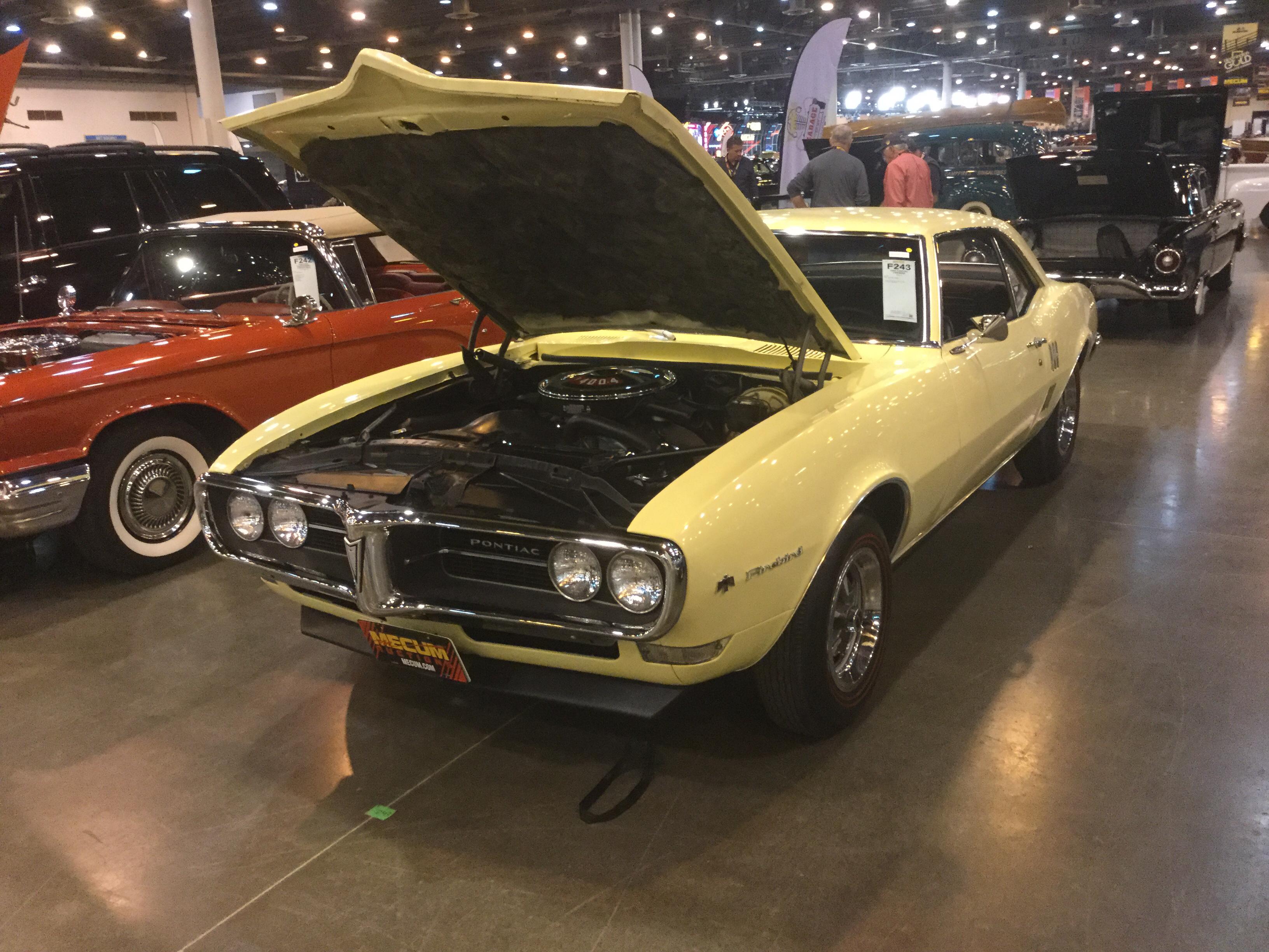 1968 Pontiac Firebird Values | Hagerty Valuation Tool®