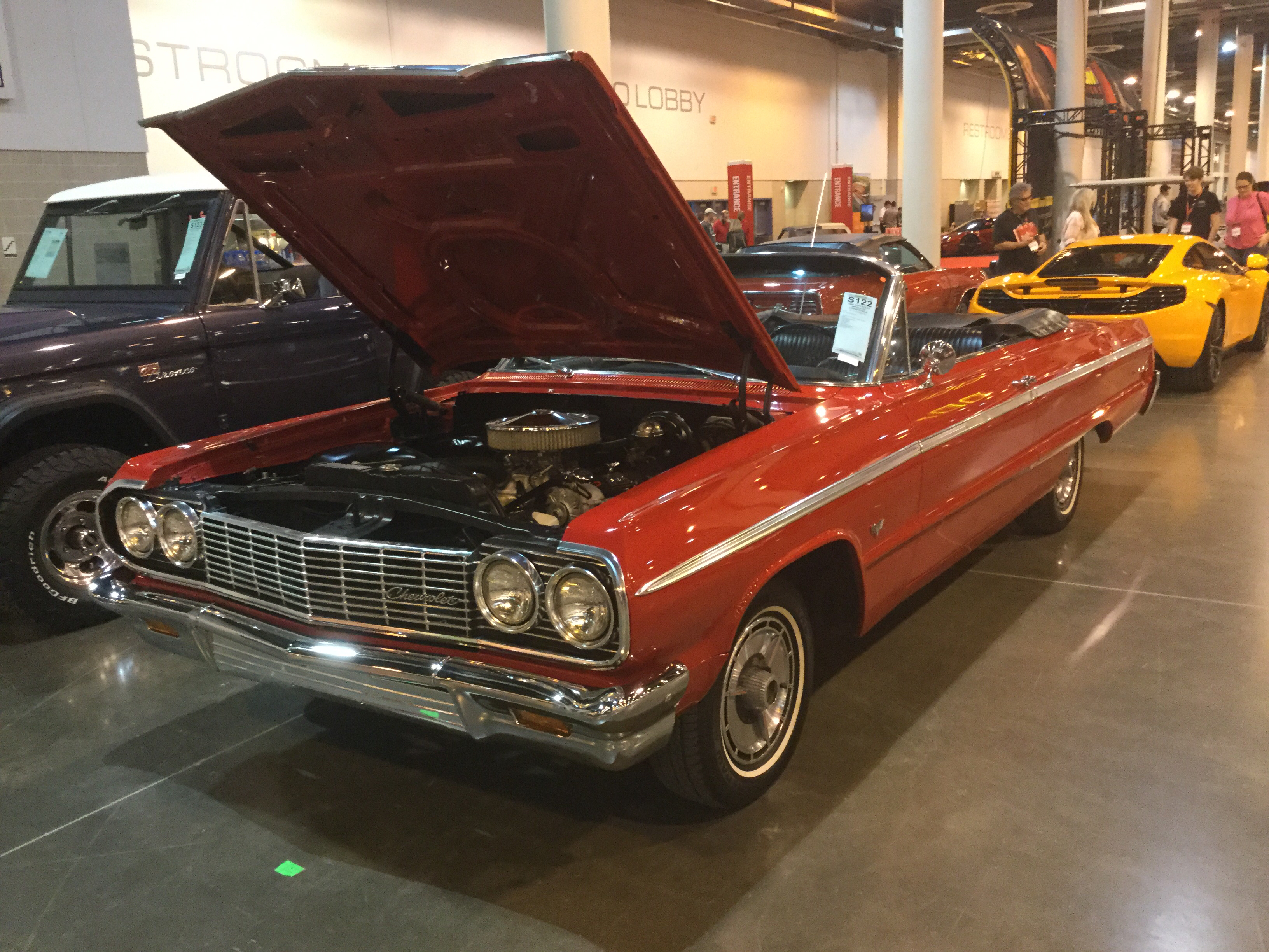 1964 Chevrolet Impala Values Hagerty Valuation Tool