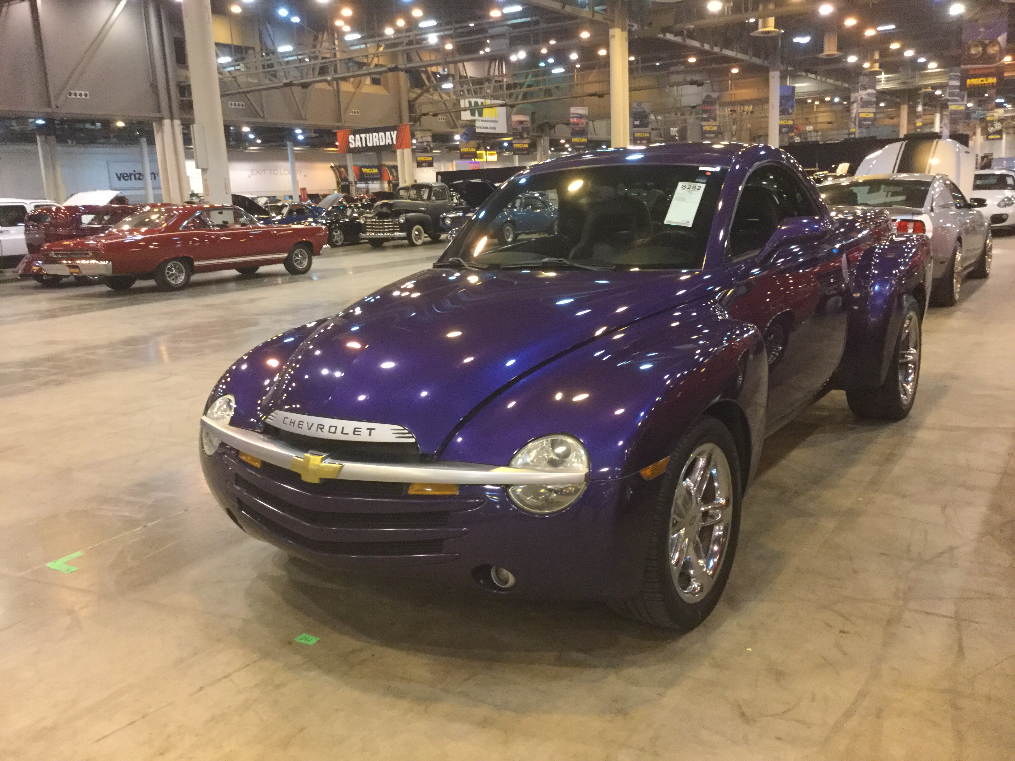 2004 Chevrolet SSR Values | Hagerty Valuation Tool®