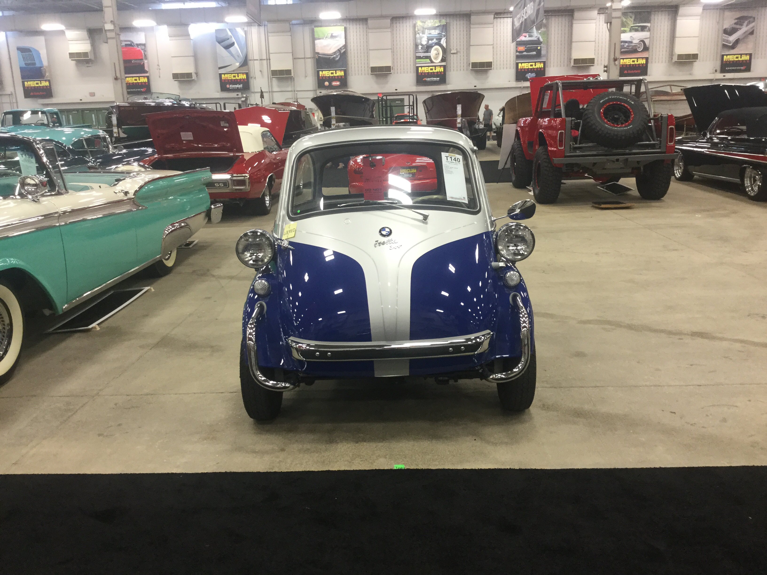 1958 BMW Isetta 300 Values | Hagerty Valuation Tool®