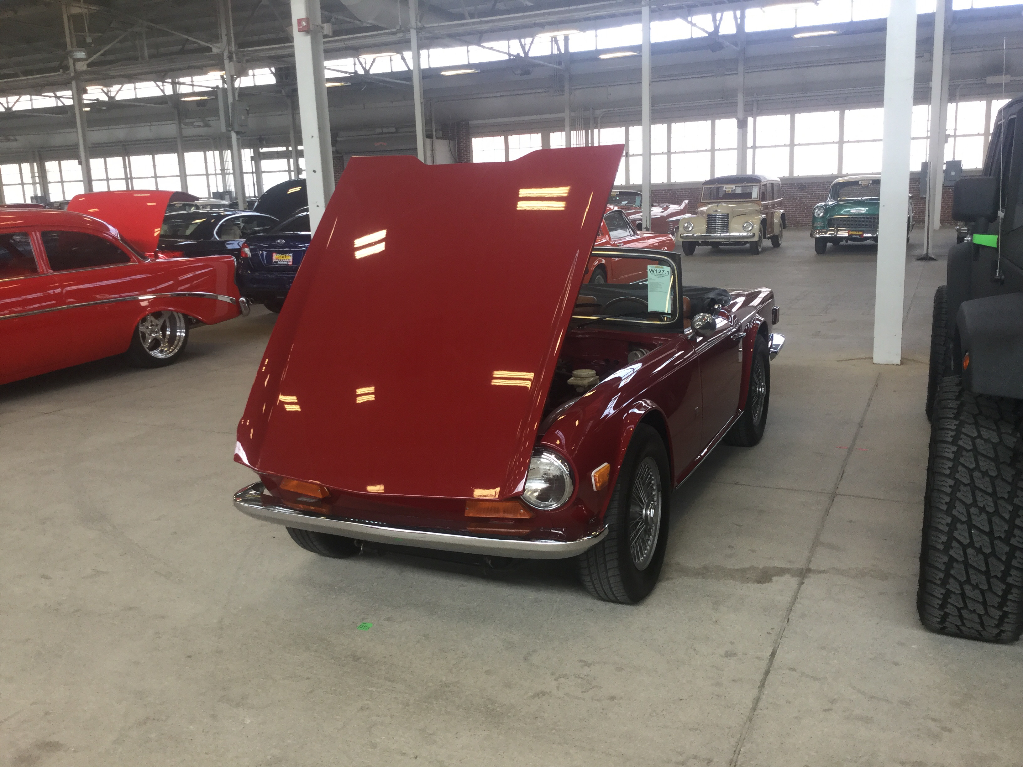 1973 Triumph TR6 Values | Hagerty Valuation Tool®