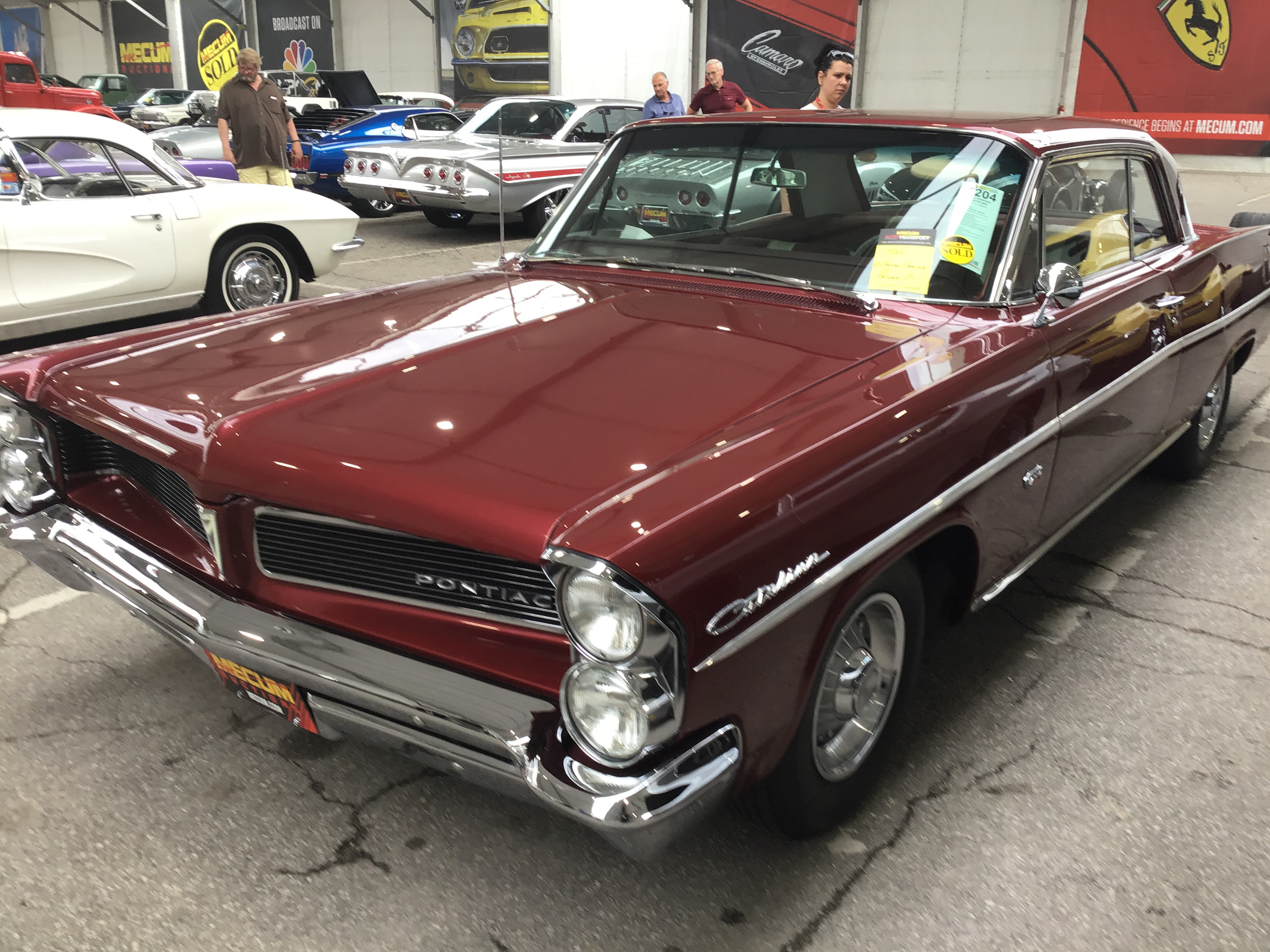 1962 Pontiac Catalina Values | Hagerty Valuation Tool®