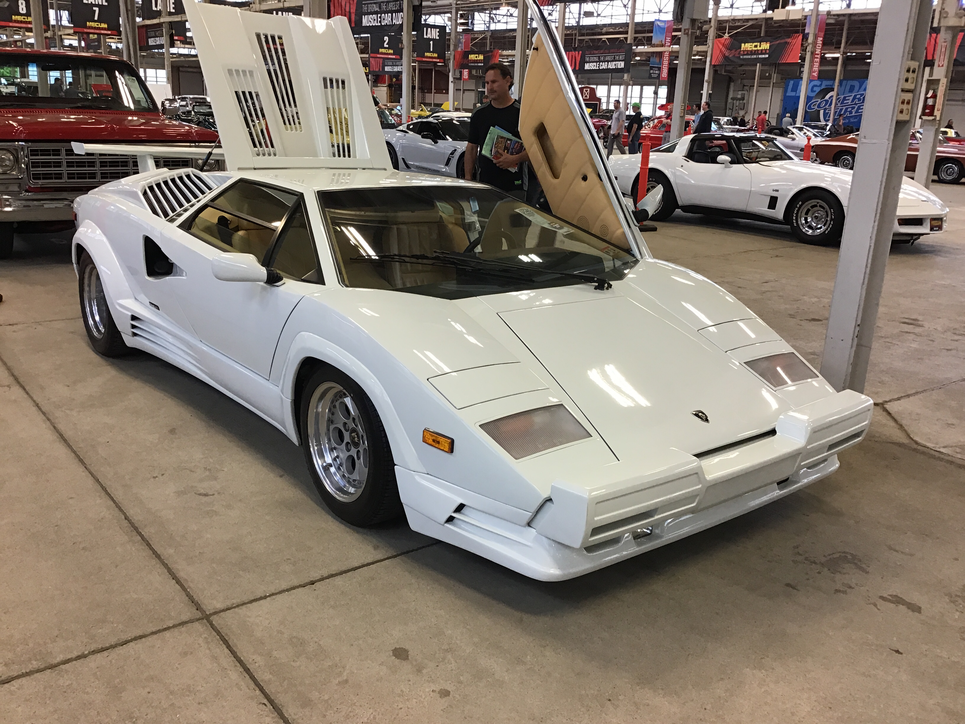 1984 Lamborghini Countach Lp500s Values Hagerty Valuation Tool