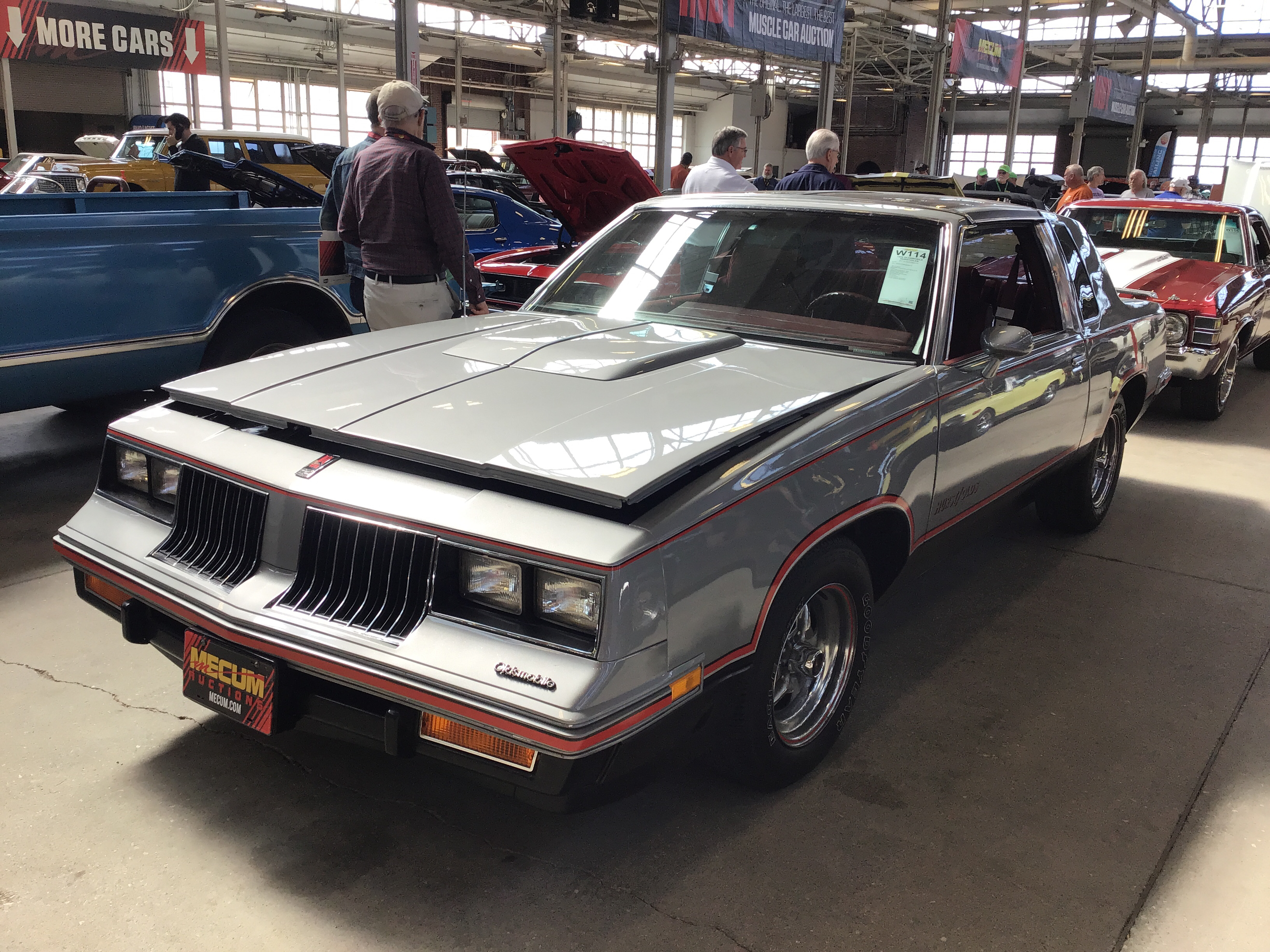 1987 Oldsmobile Cutlass 4-4-2 Values | Hagerty Valuation Tool®