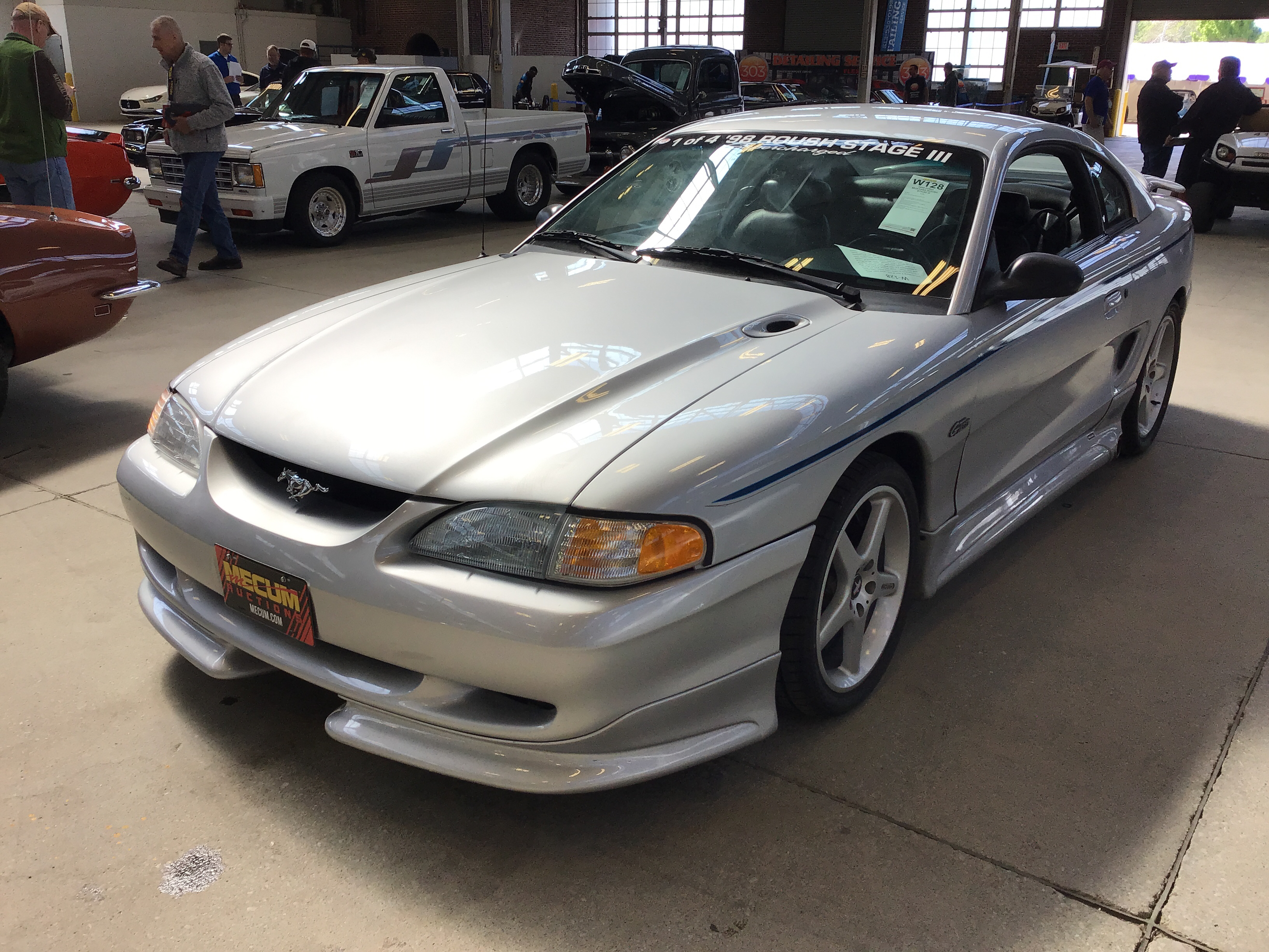 1998 ford mustang values hagerty valuation tool