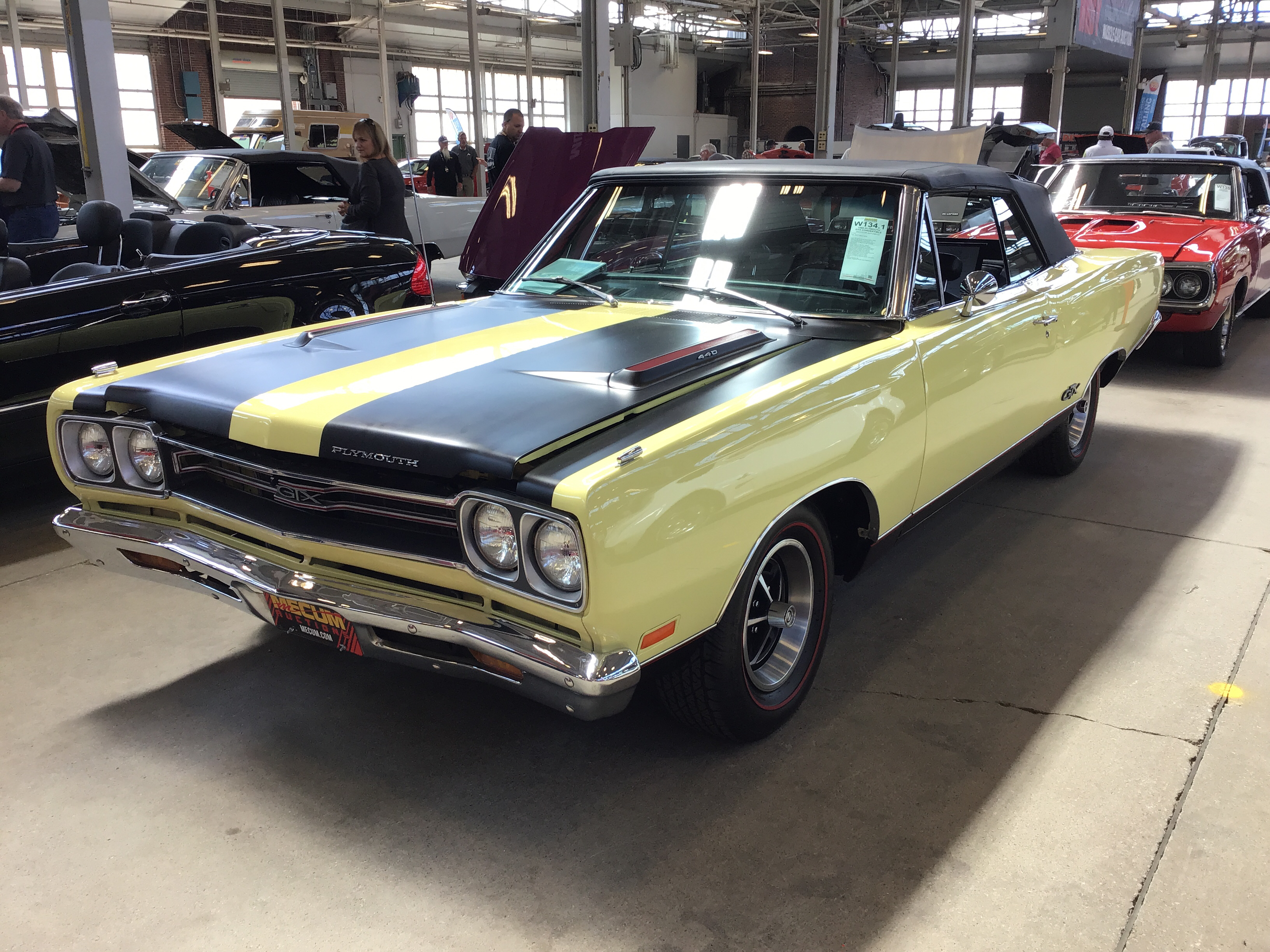1969 Plymouth GTX Values | Hagerty Valuation Tool®