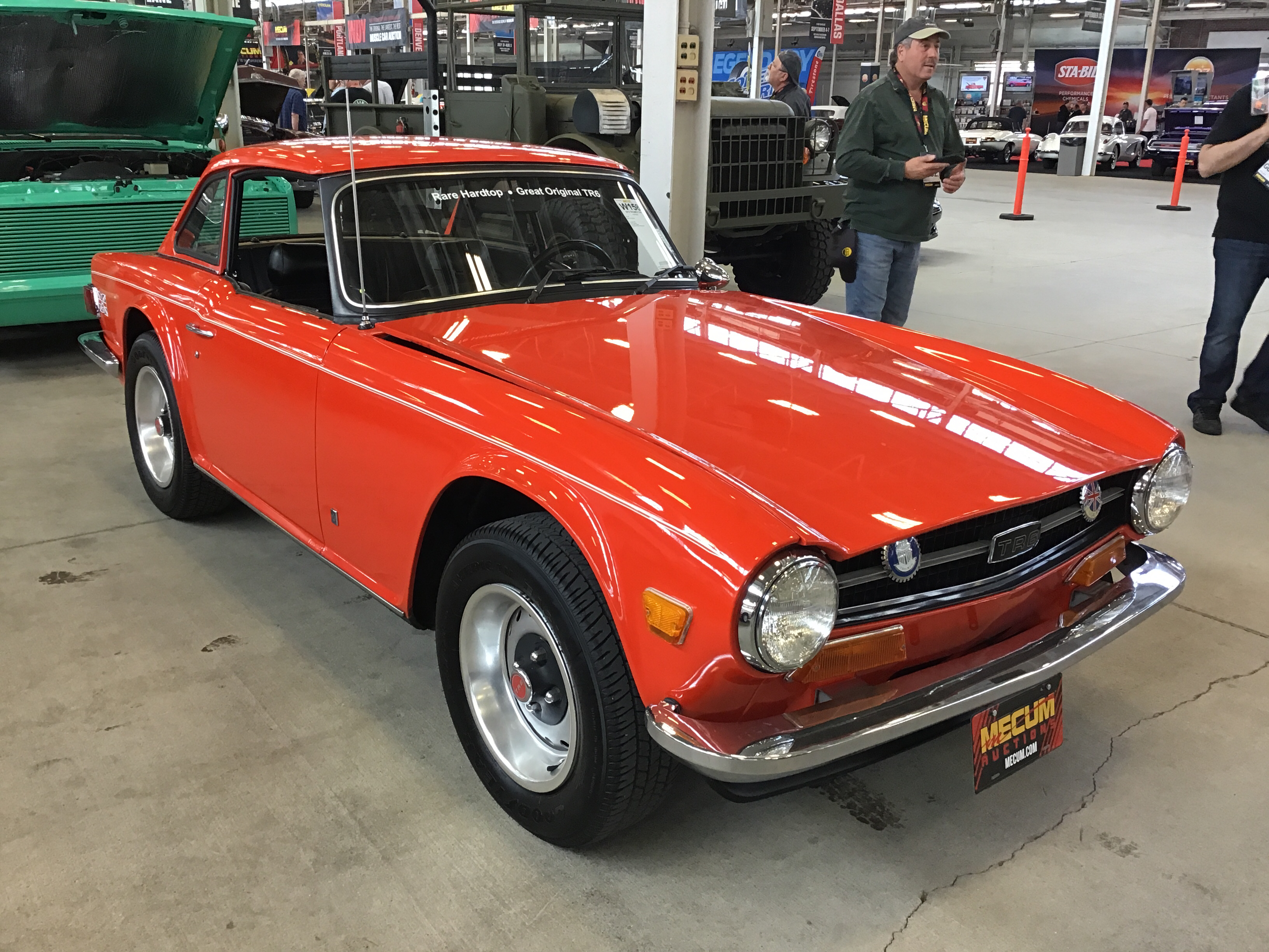 1969 Triumph TR6 Values | Hagerty Valuation Tool®