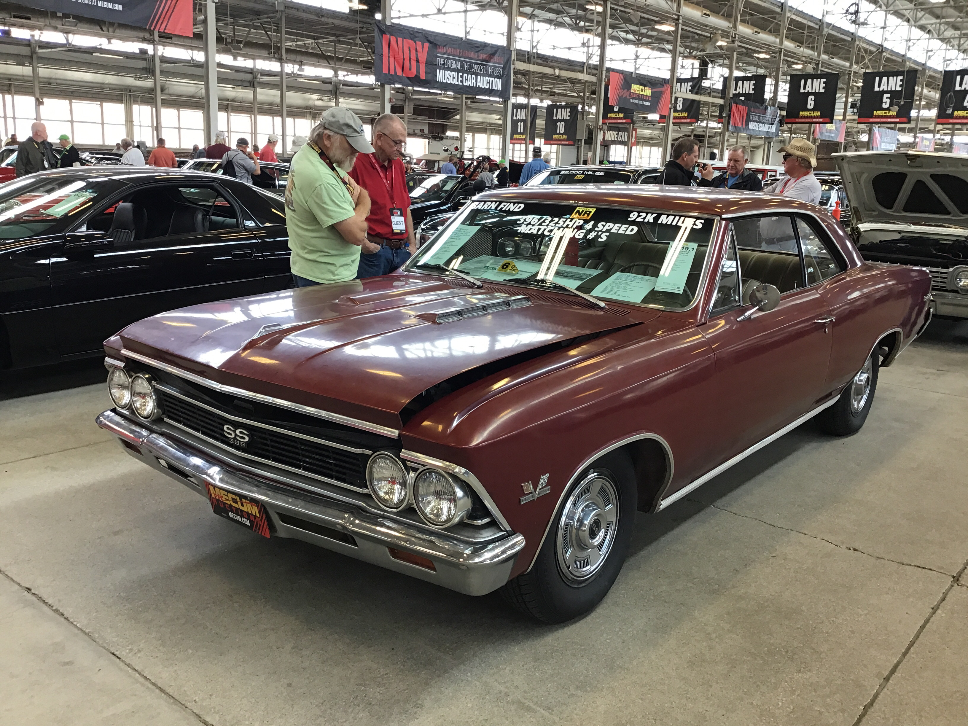 1966 Chevrolet Chevelle 300 Values | Hagerty Valuation Tool®