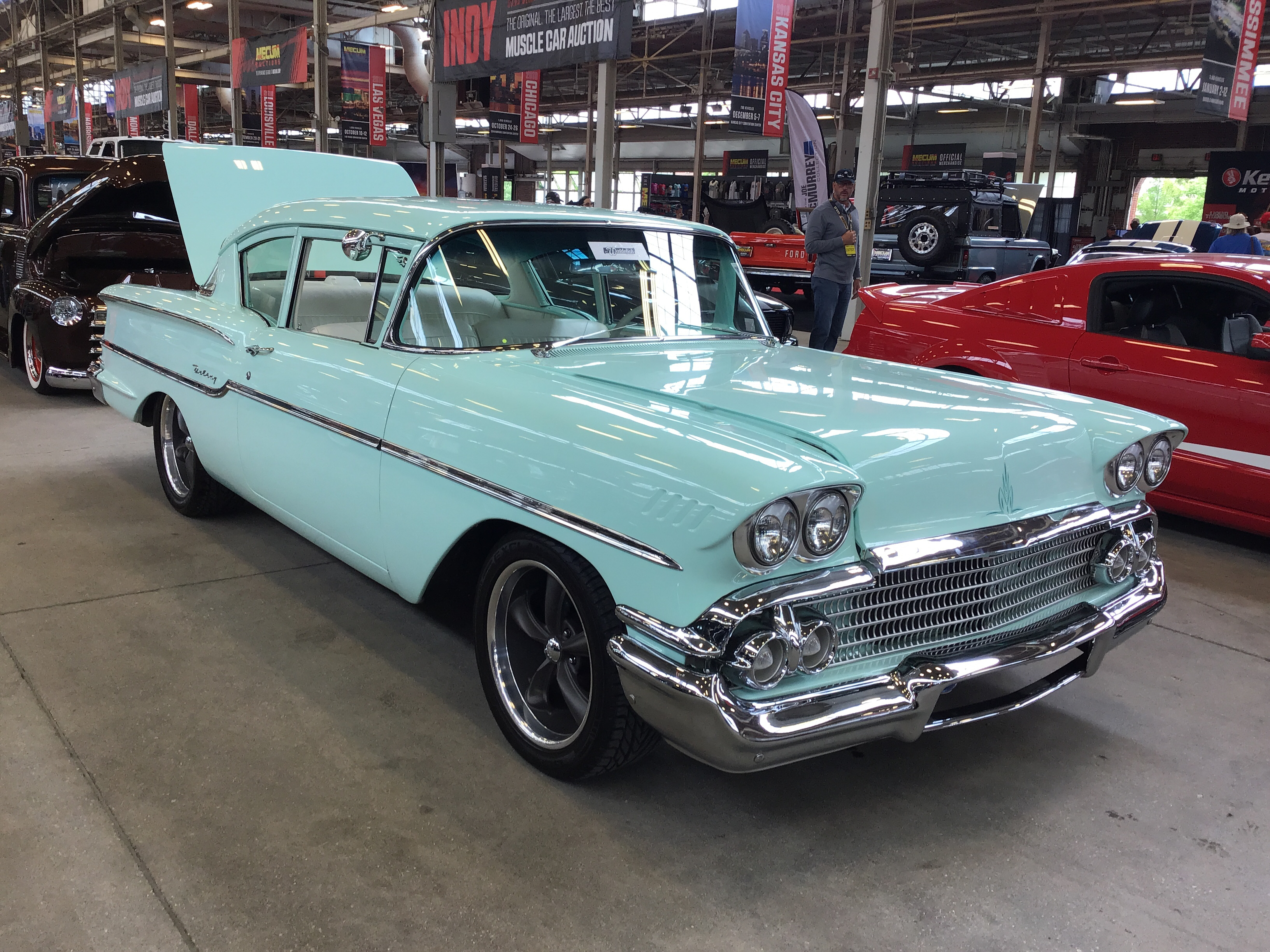 Hagerty Valuation Tool >> Chevy Delray Parts