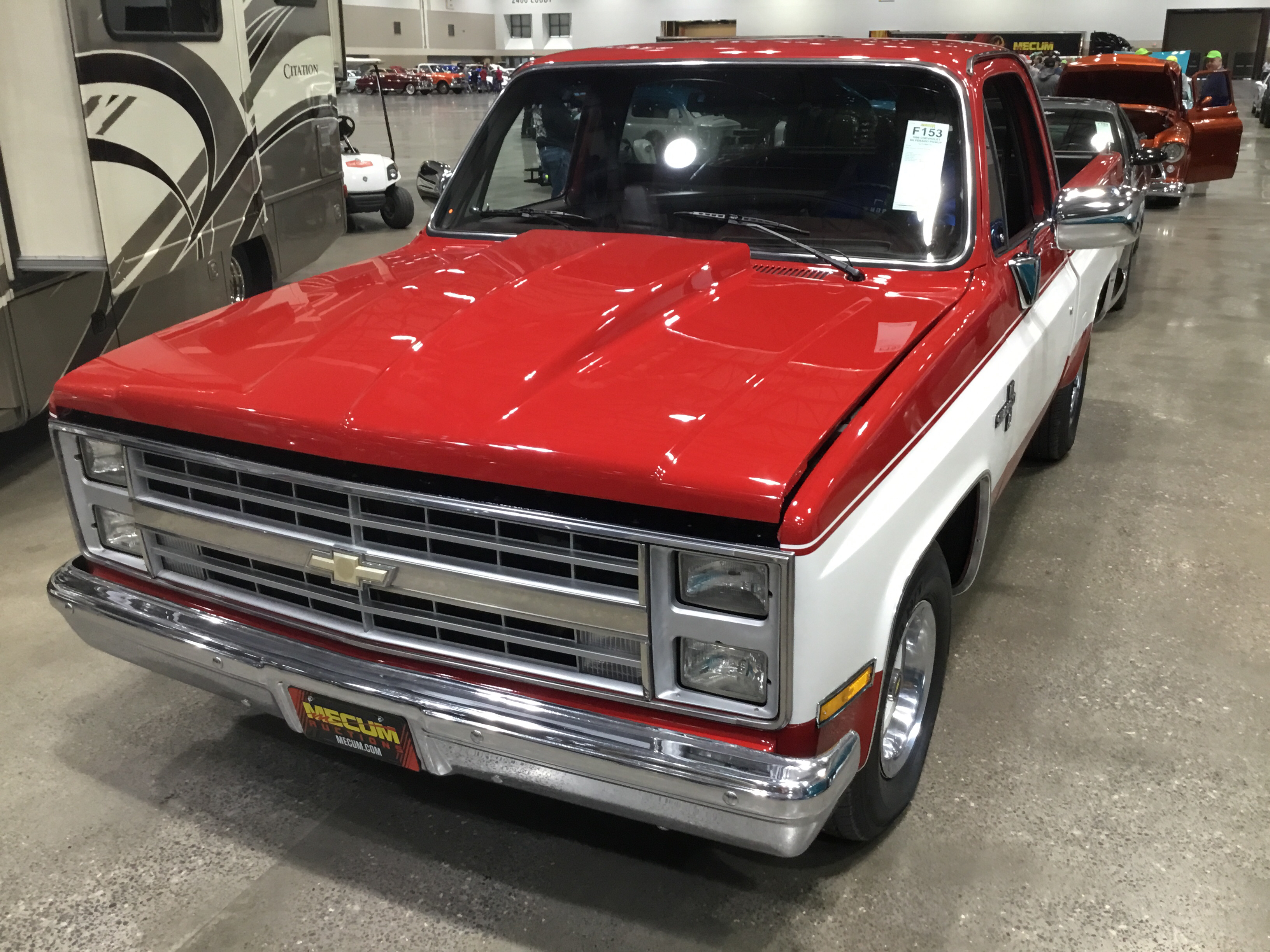 1986 Chevrolet C10 1 2 Ton Values Hagerty Valuation Tool