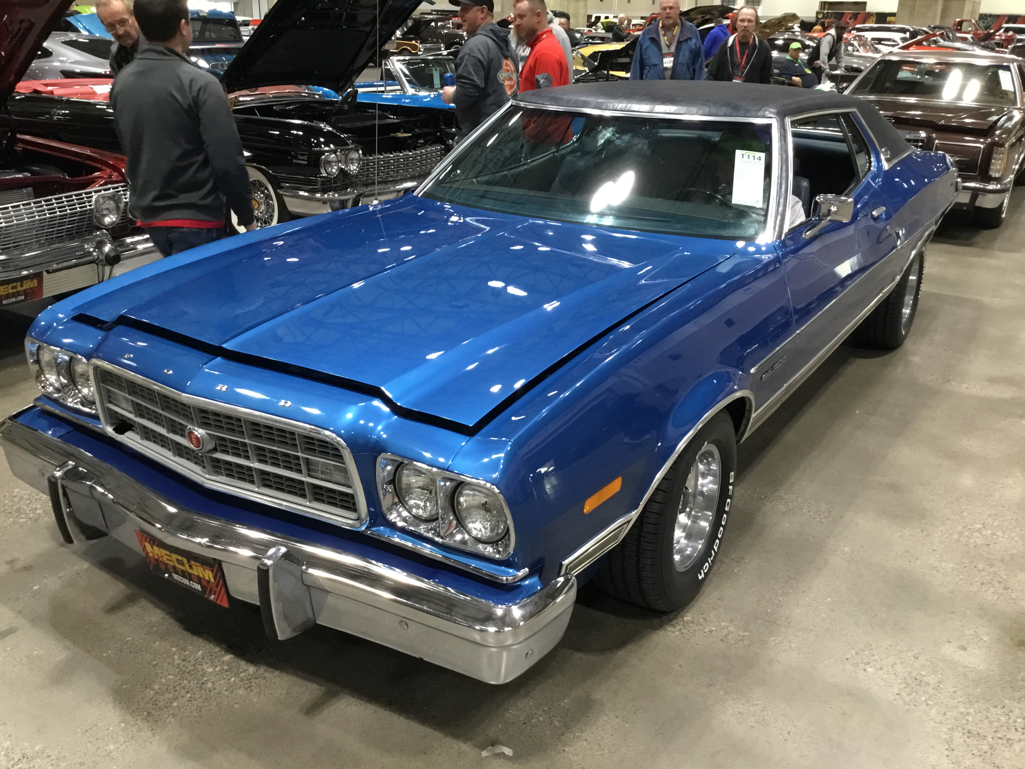 1972 Ford Gran Torino Values Hagerty Valuation Tool
