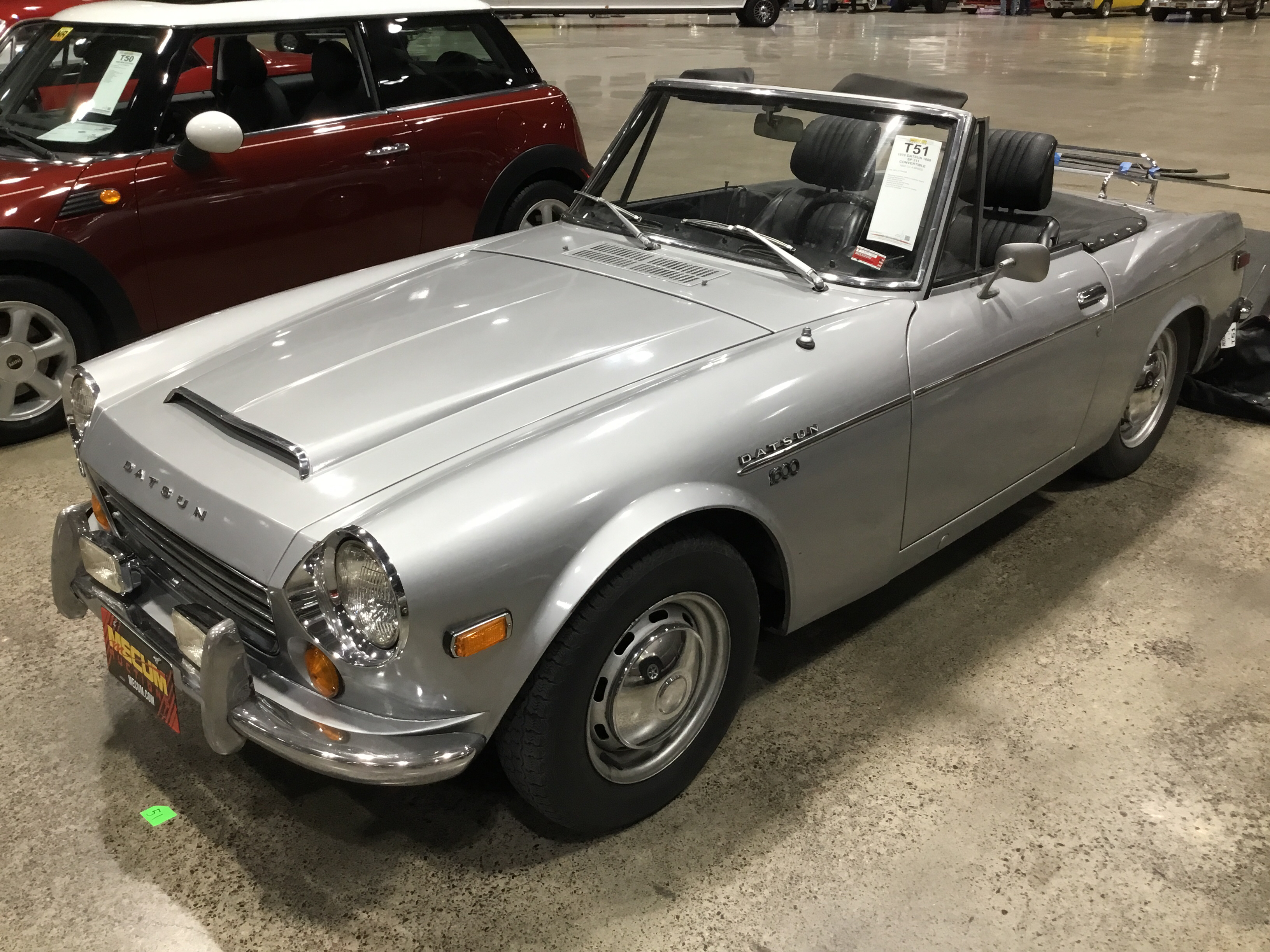 Datsun 1600 Roadster >> 1967 Datsun 1600 Values Hagerty Valuation Tool