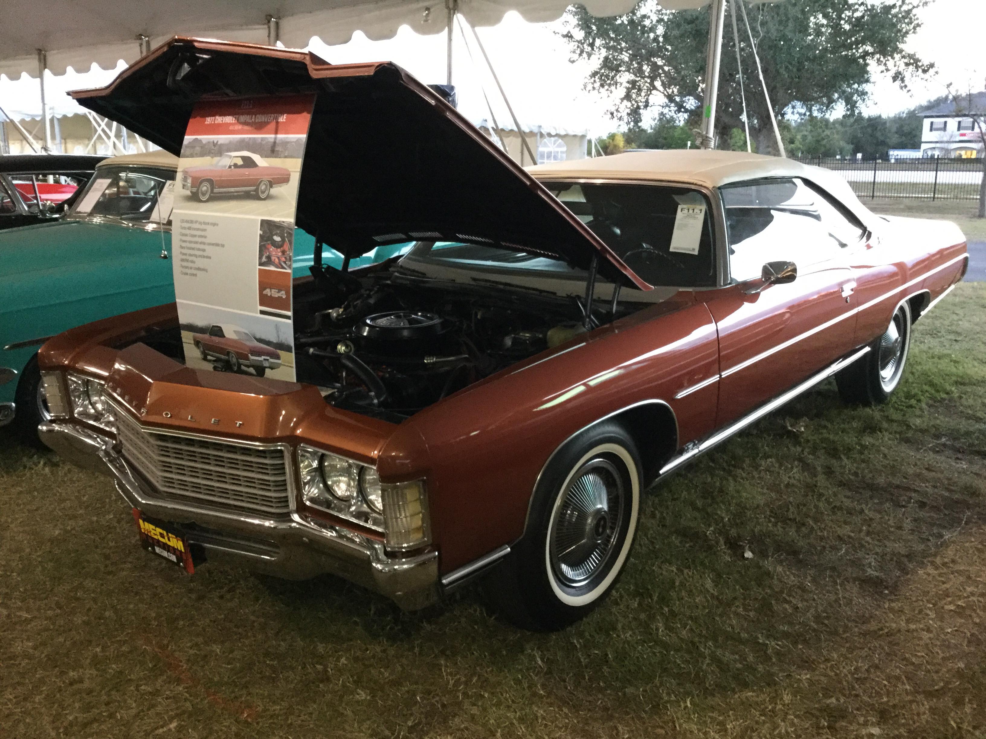 1971 Chevrolet Impala Values Hagerty Valuation Tool