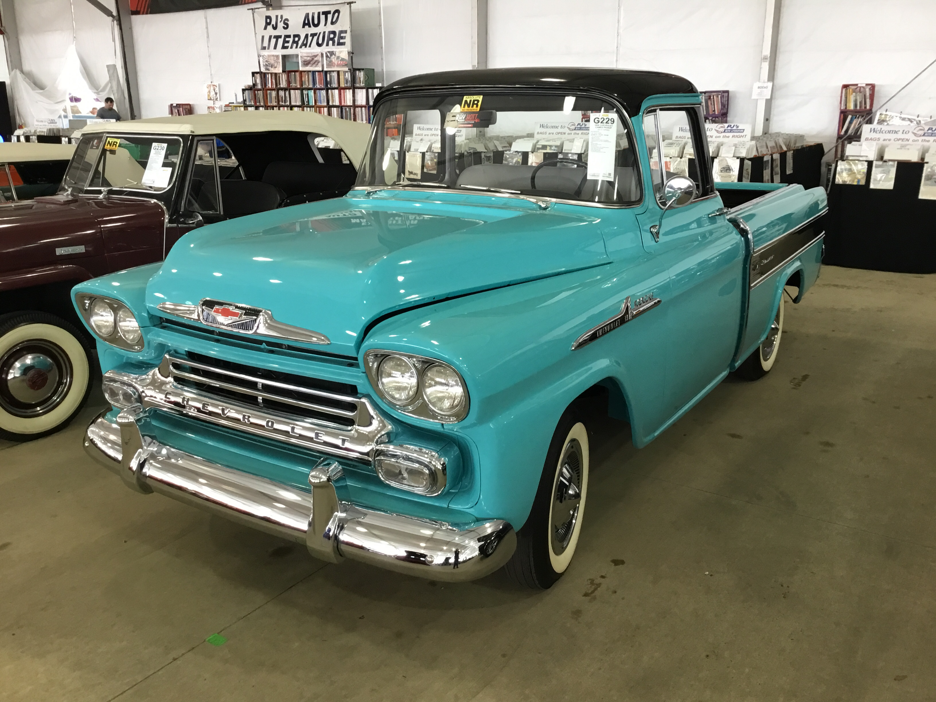 1957 Chevy Apache Truck For Sale 1958 Chevrolet Series 3100 1 2 Ton Values Hagerty Valuation Tool Cameo Pickup