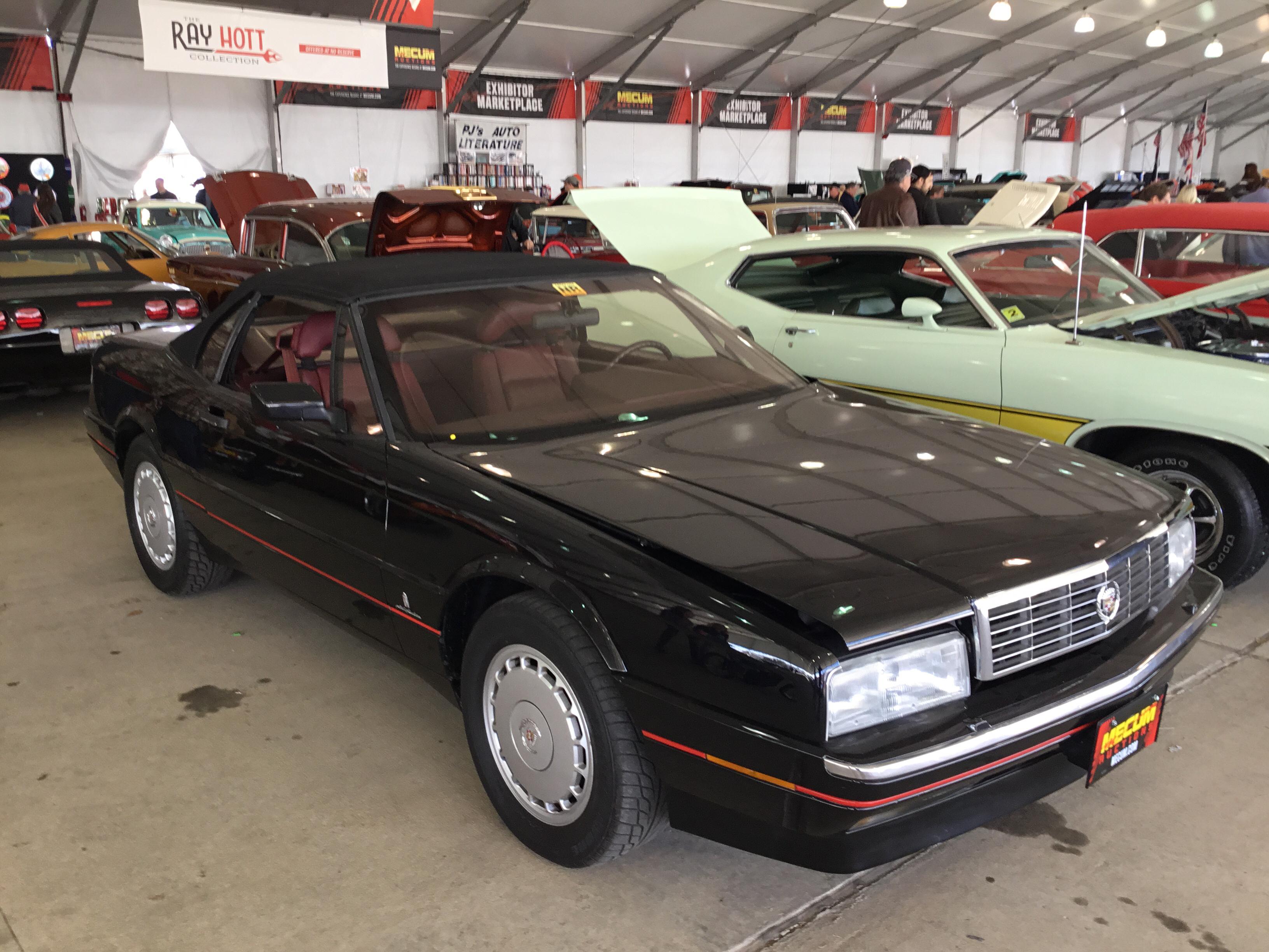 1989 Cadillac Allante Values Hagerty Valuation Tool