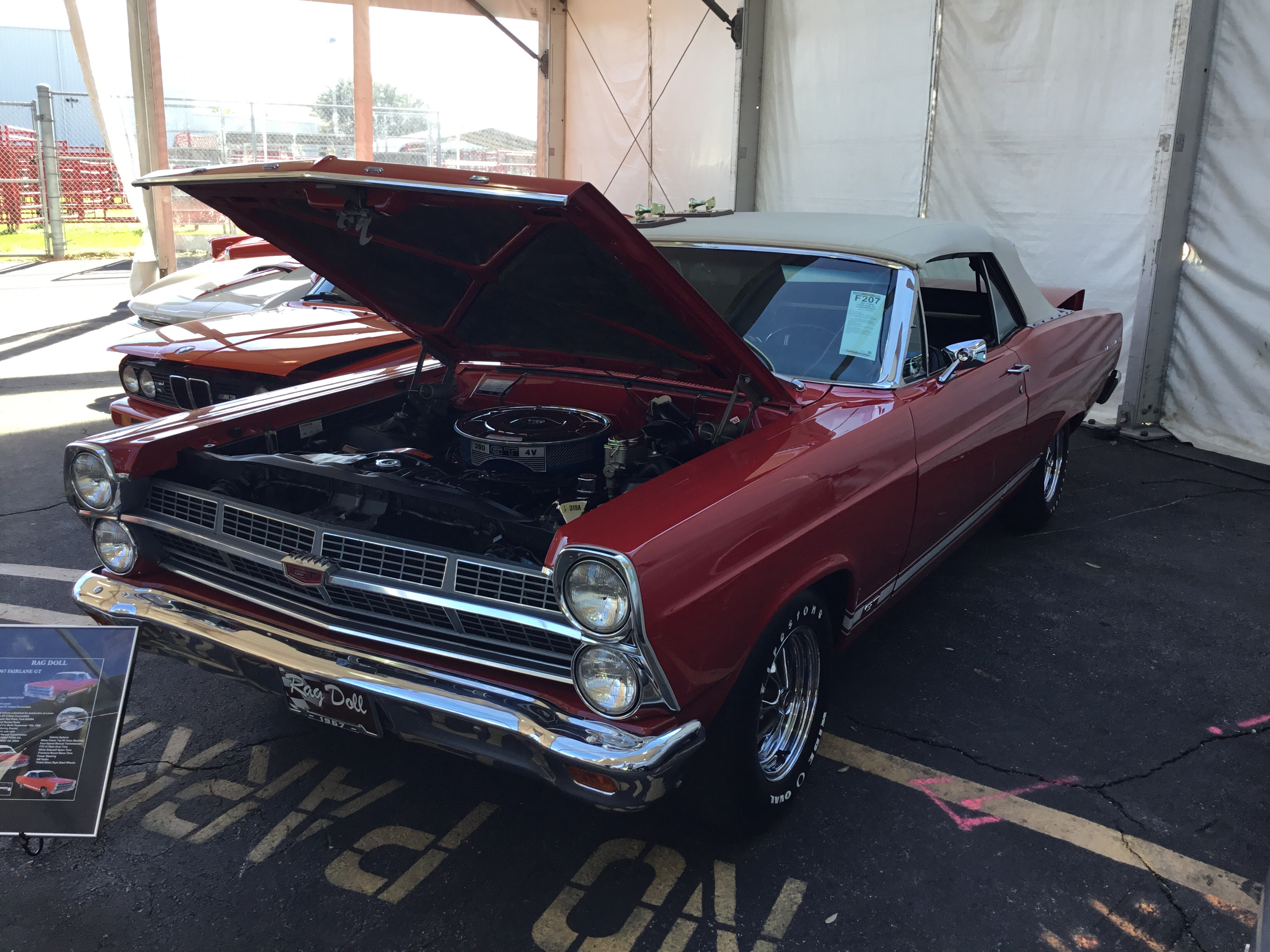 1967 Ford Fairlane GT Values | Hagerty Valuation Tool®