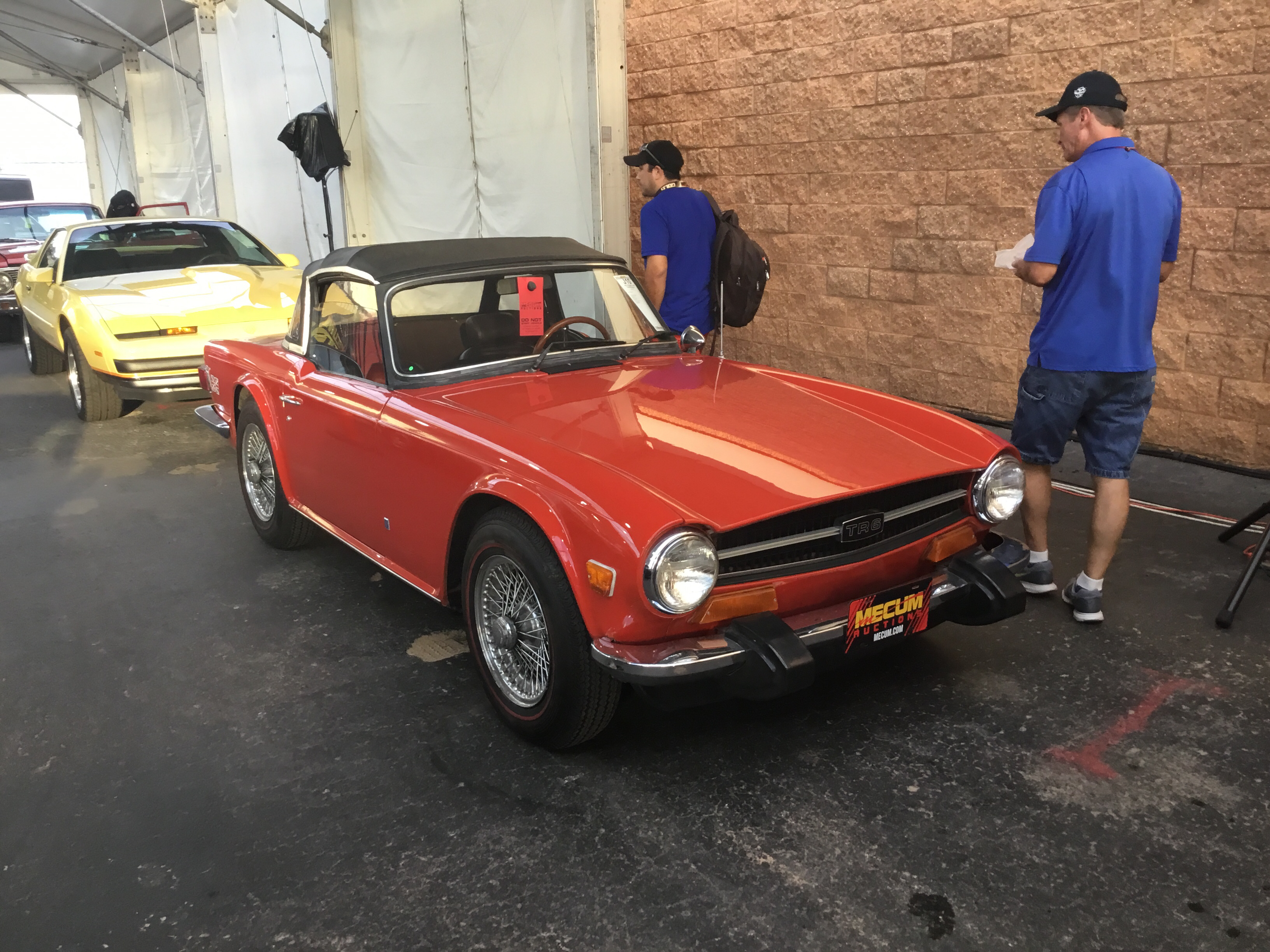 1974 Triumph TR6 Values | Hagerty Valuation Tool®