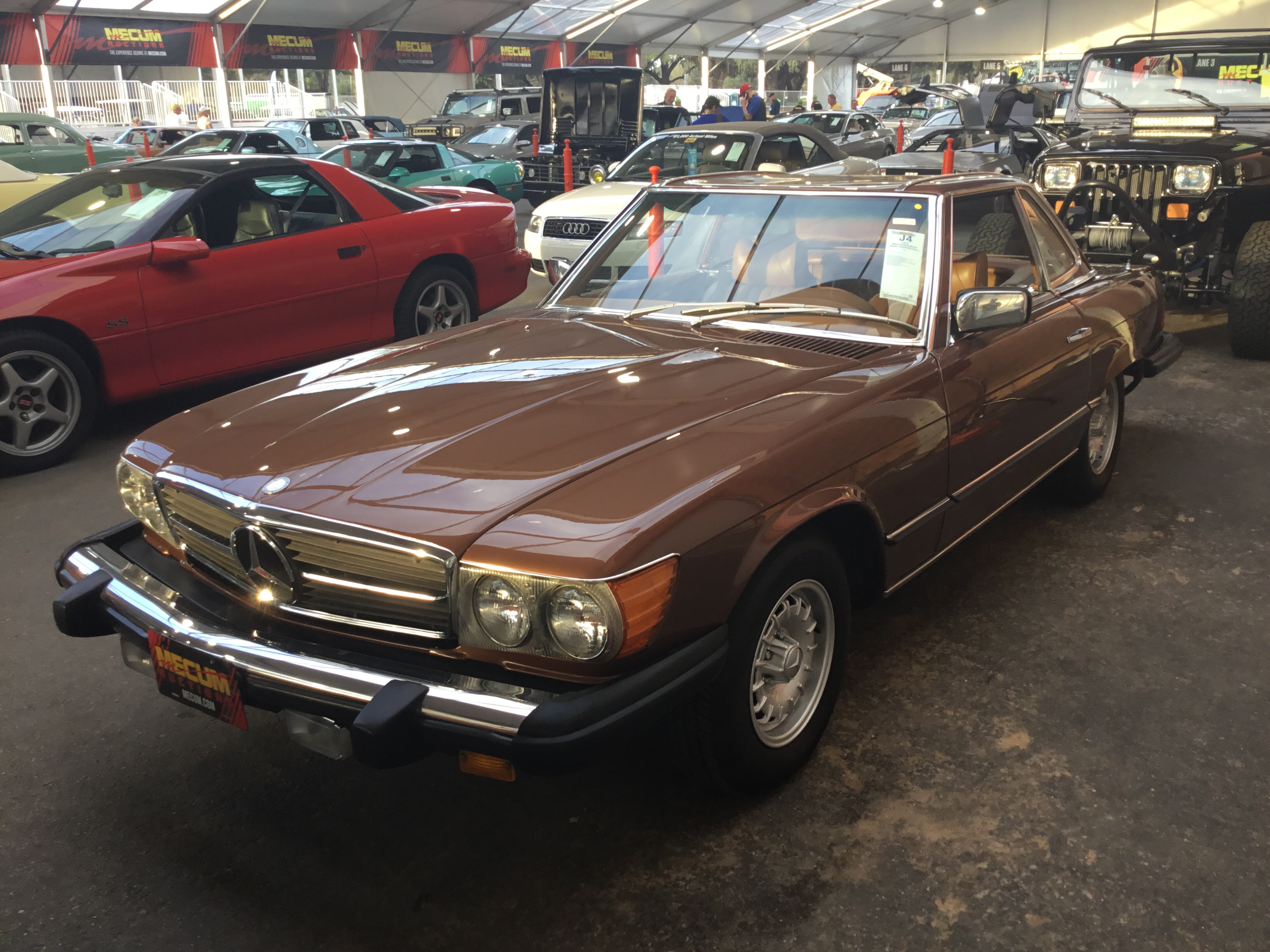 1979 Mercedes-Benz 450SL Values | Hagerty Valuation Tool®