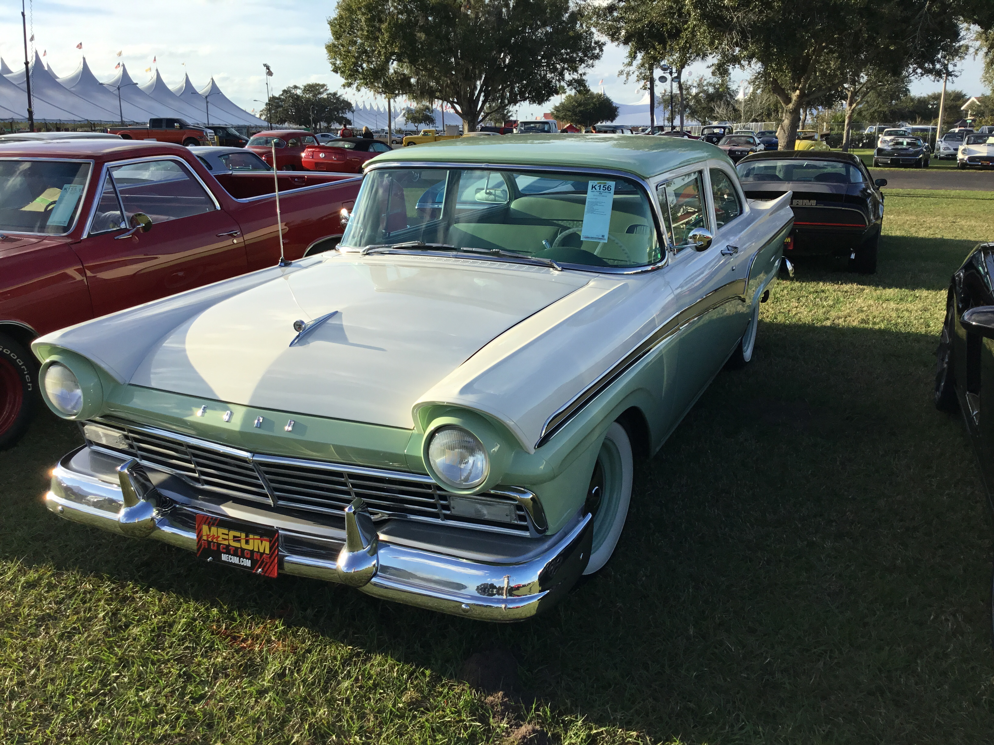 1958 Ford Del Rio Ranch Wagon Values | Hagerty Valuation Tool®