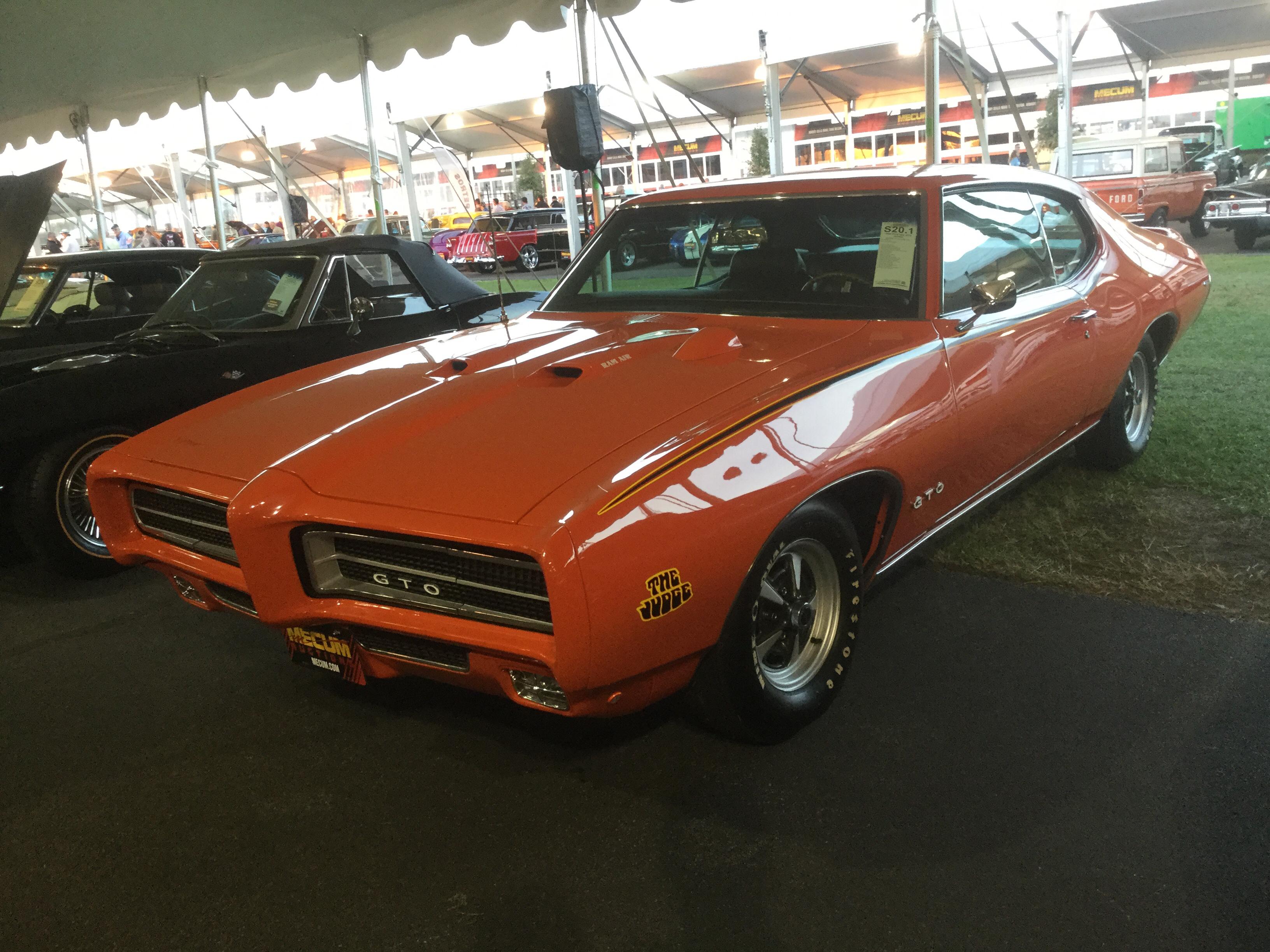 1969 Pontiac Gto Values Hagerty Valuation Tool
