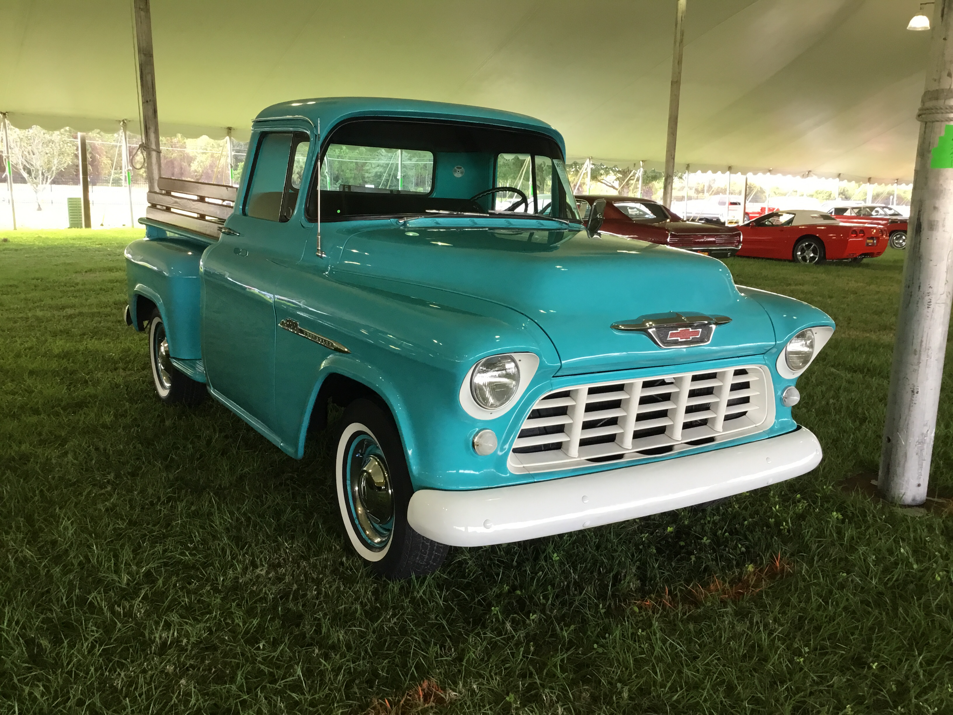 1955 Chevrolet Series 3100 1 2 Ton Values Hagerty Valuation Tool