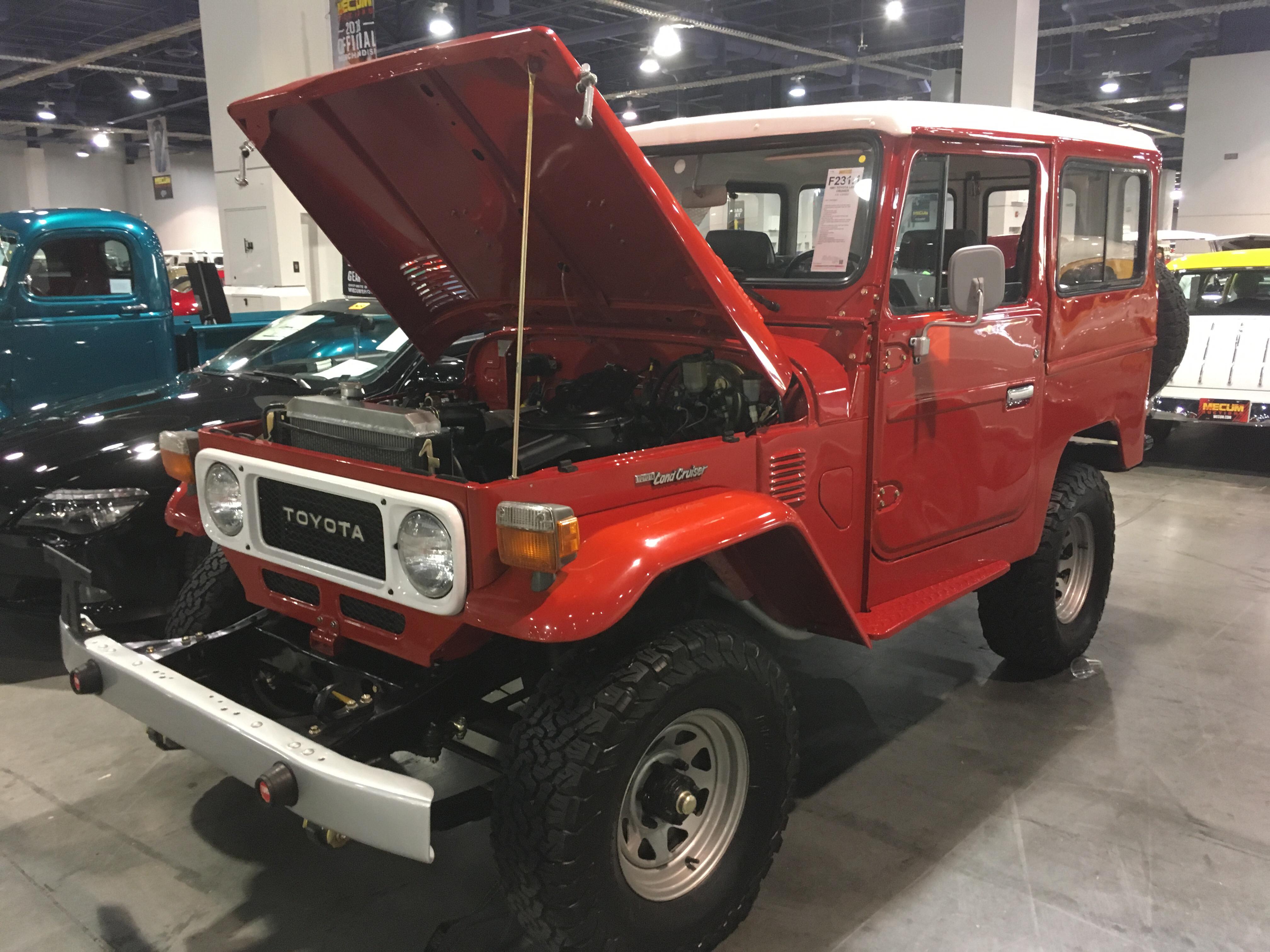 1975 Toyota Land Cruiser Fj40v Values Hagerty Valuation Tool 1960s Options 1981 Hardtop 4x4