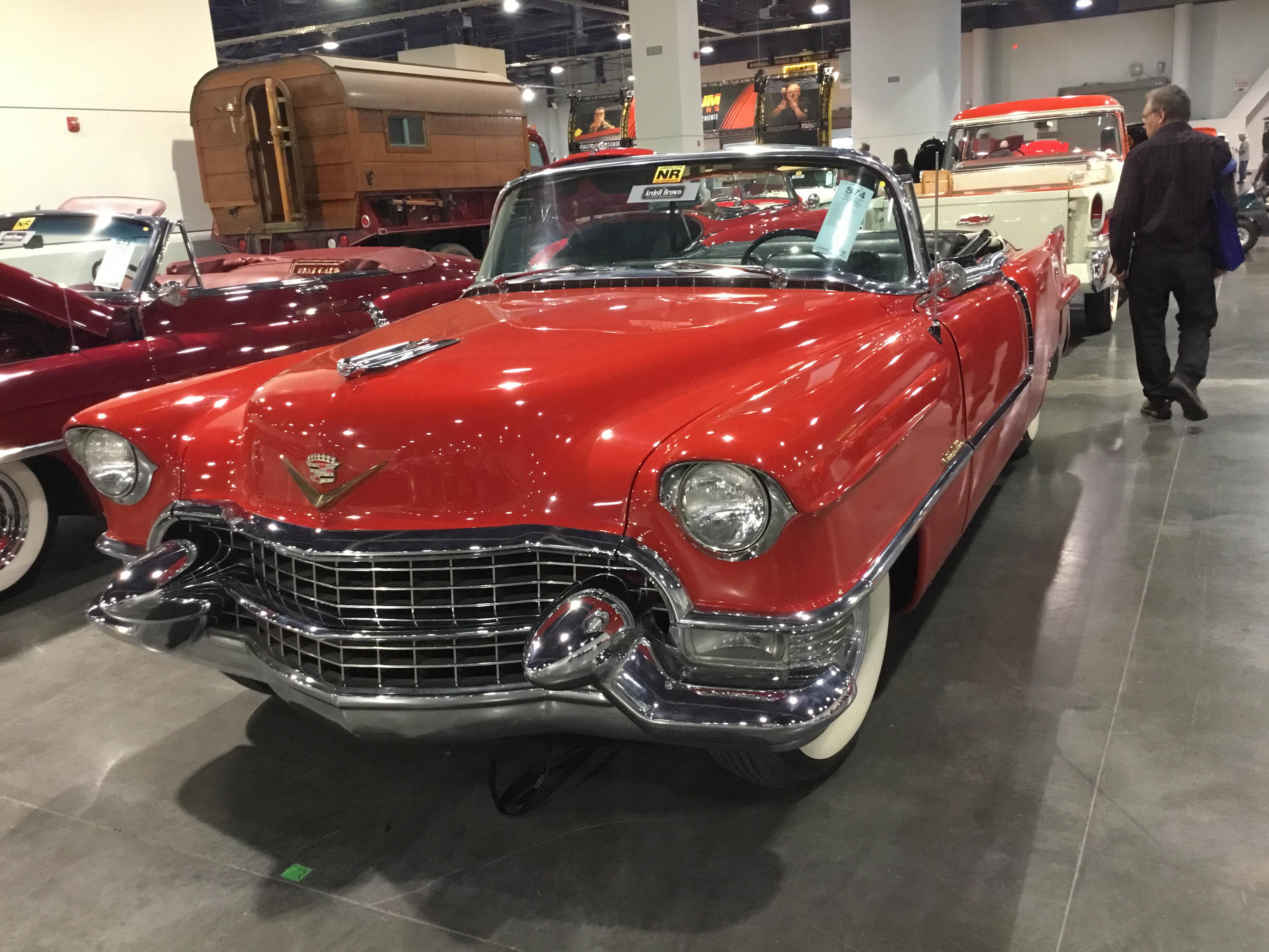 1955 Cadillac Eldorado Values Hagerty Valuation Tool