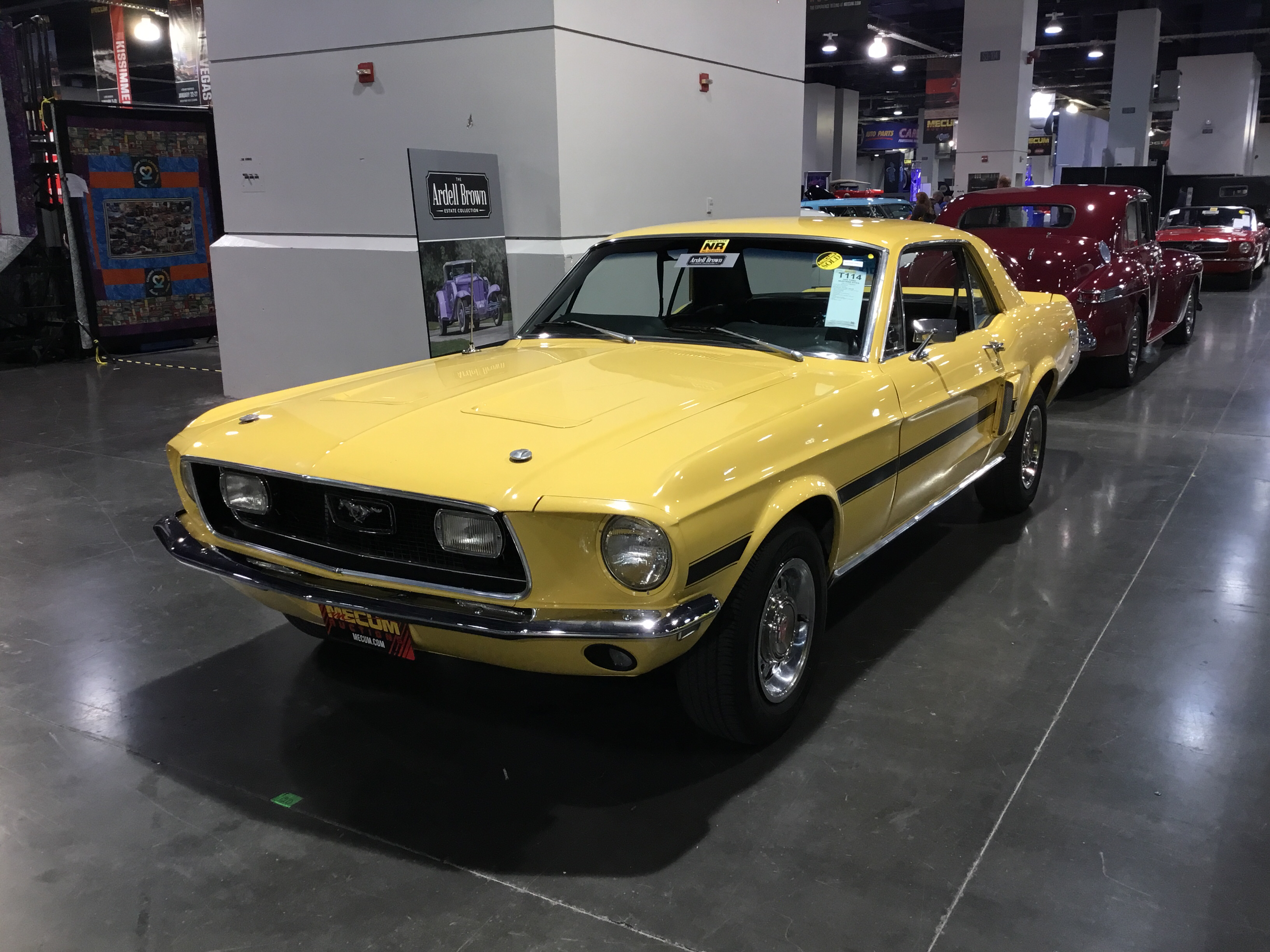 1968 Ford Mustang Values Hagerty Valuation Tool