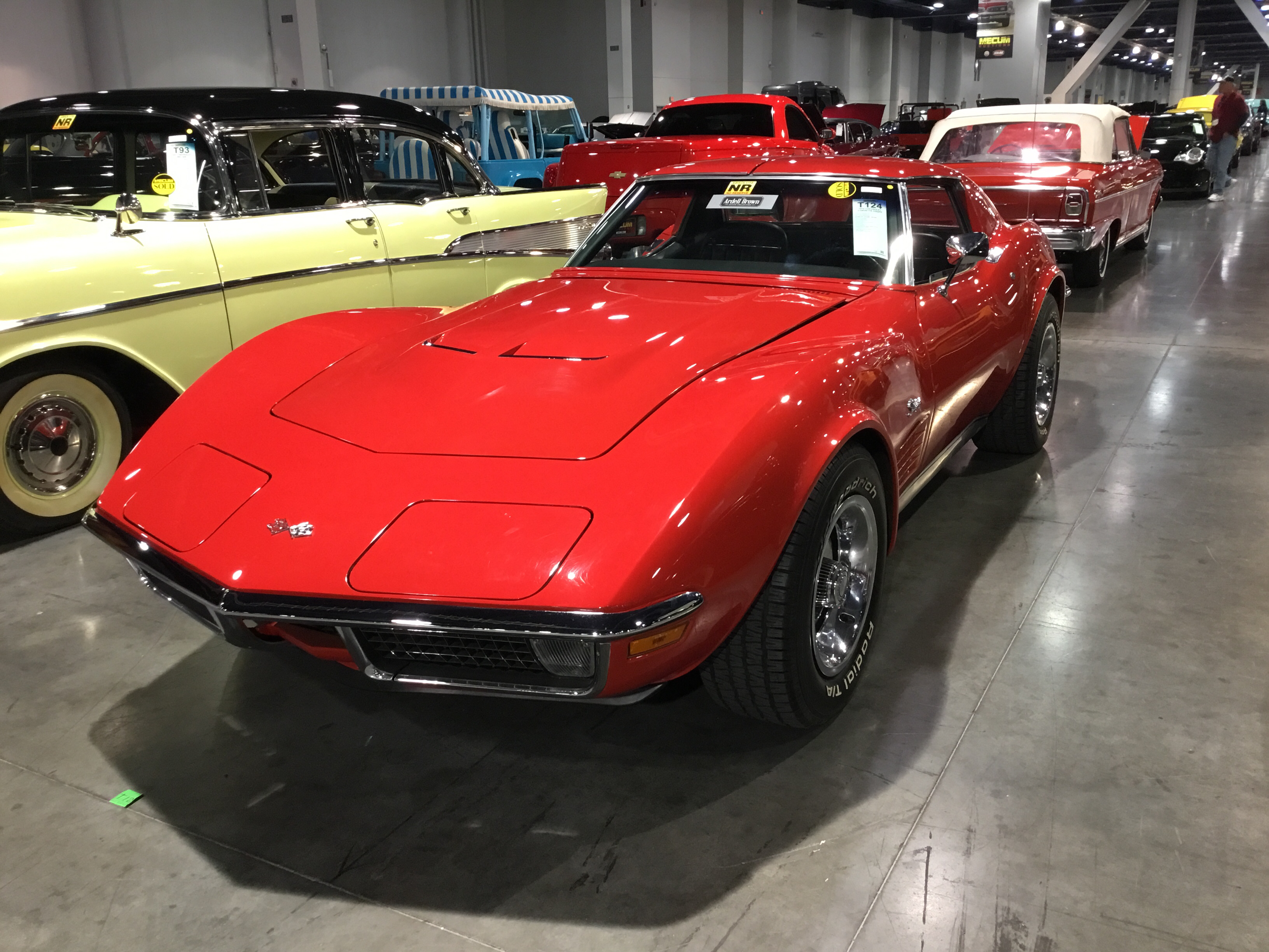 1970 Chevrolet Corvette Values Hagerty Valuation Tool