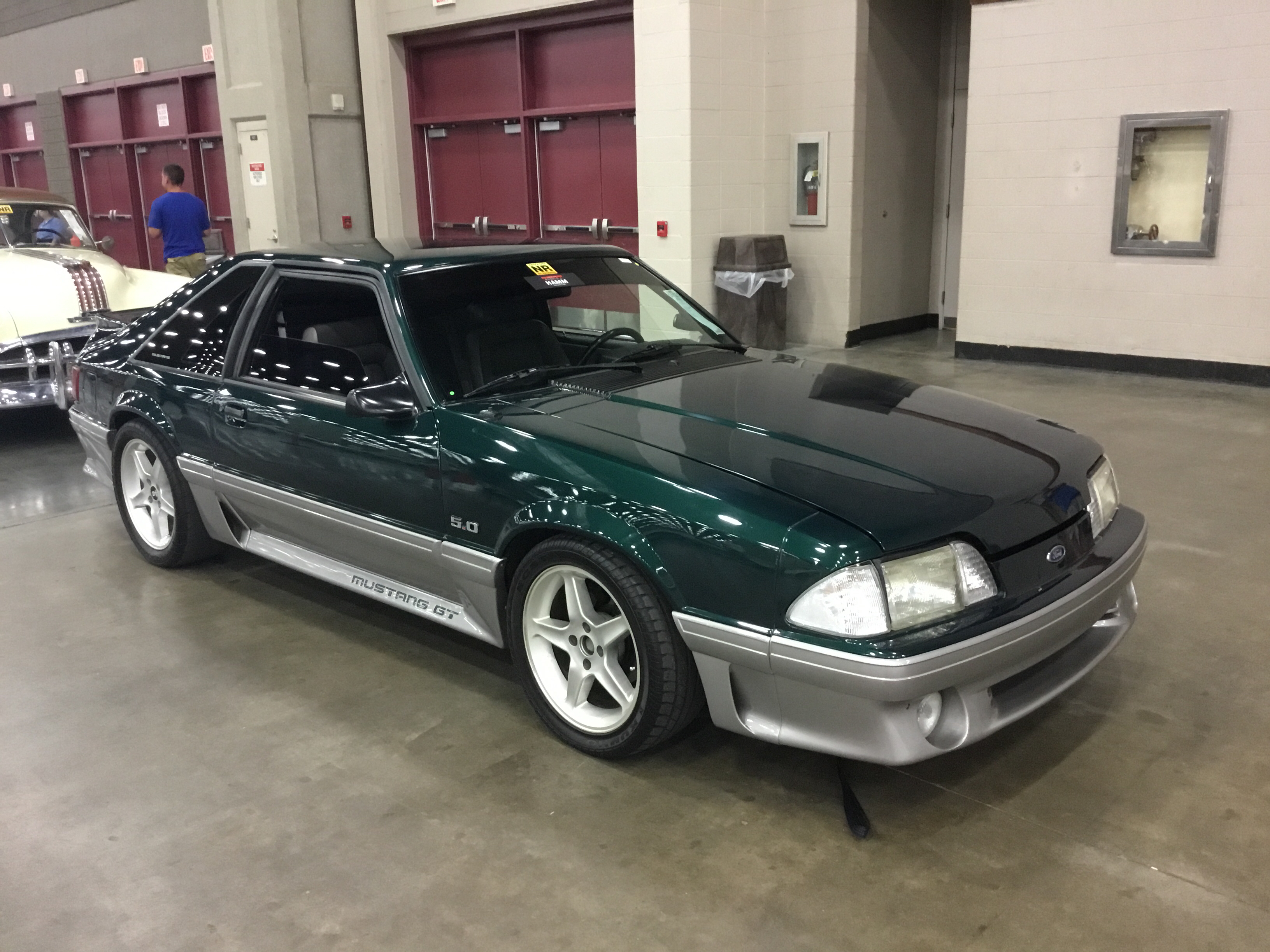 91 Mustang Gt >> 1991 Ford Mustang 5 0 Lx Values Hagerty Valuation Tool
