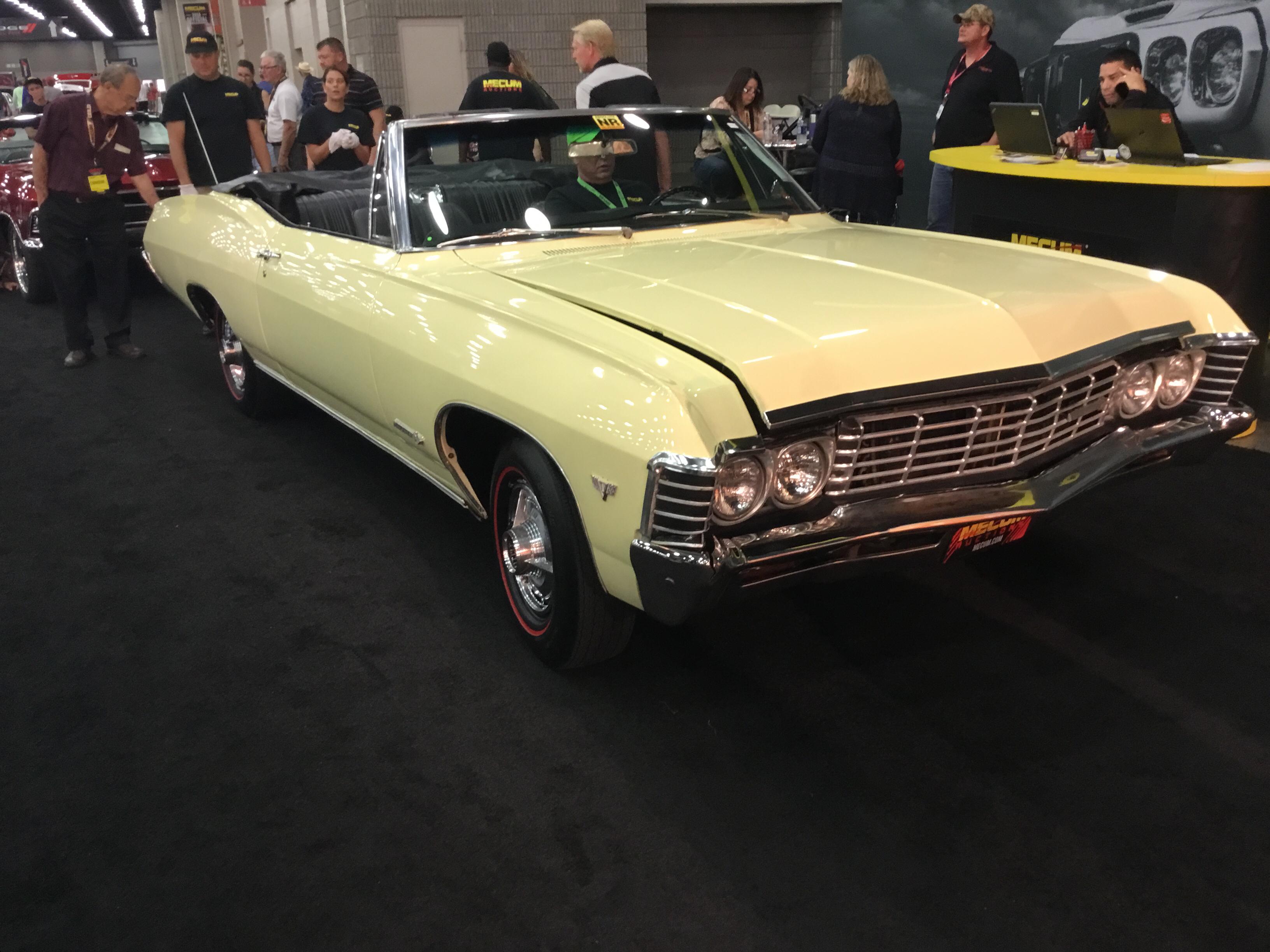 1967 Chevrolet Impala Values Hagerty Valuation Tool