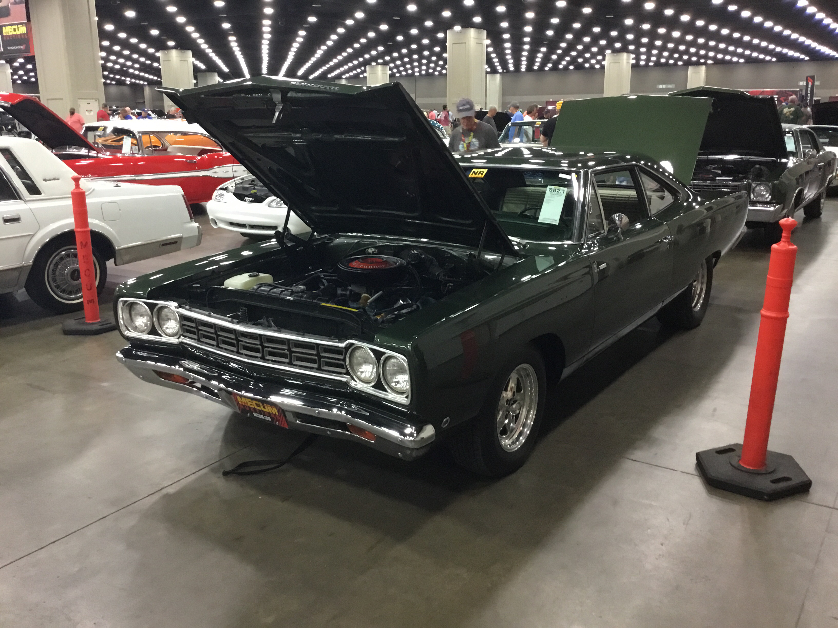 1968 Plymouth Road Runner Values   Hagerty Valuation Tool®