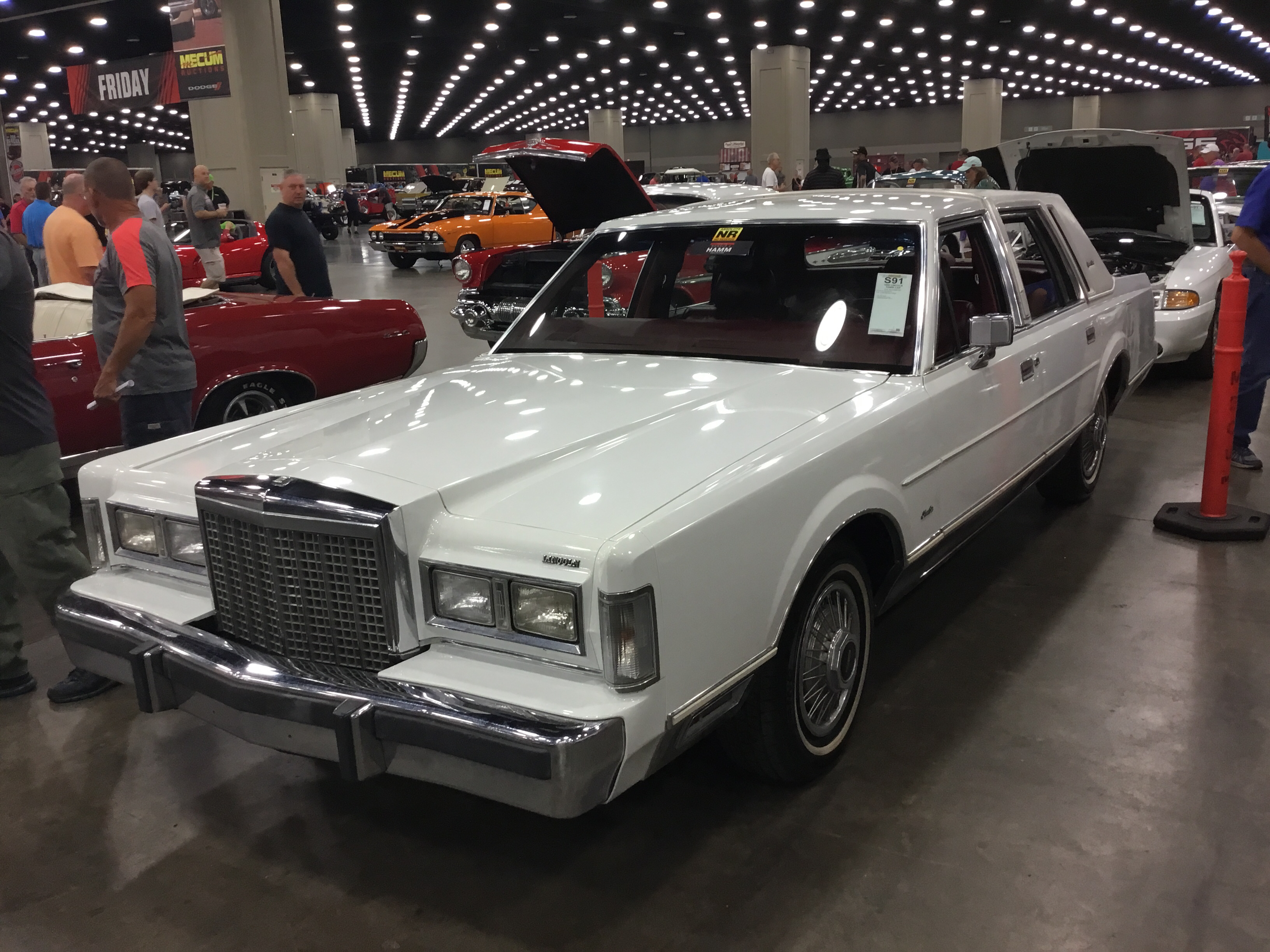 1984 Lincoln Town Car Values Hagerty Valuation Tool