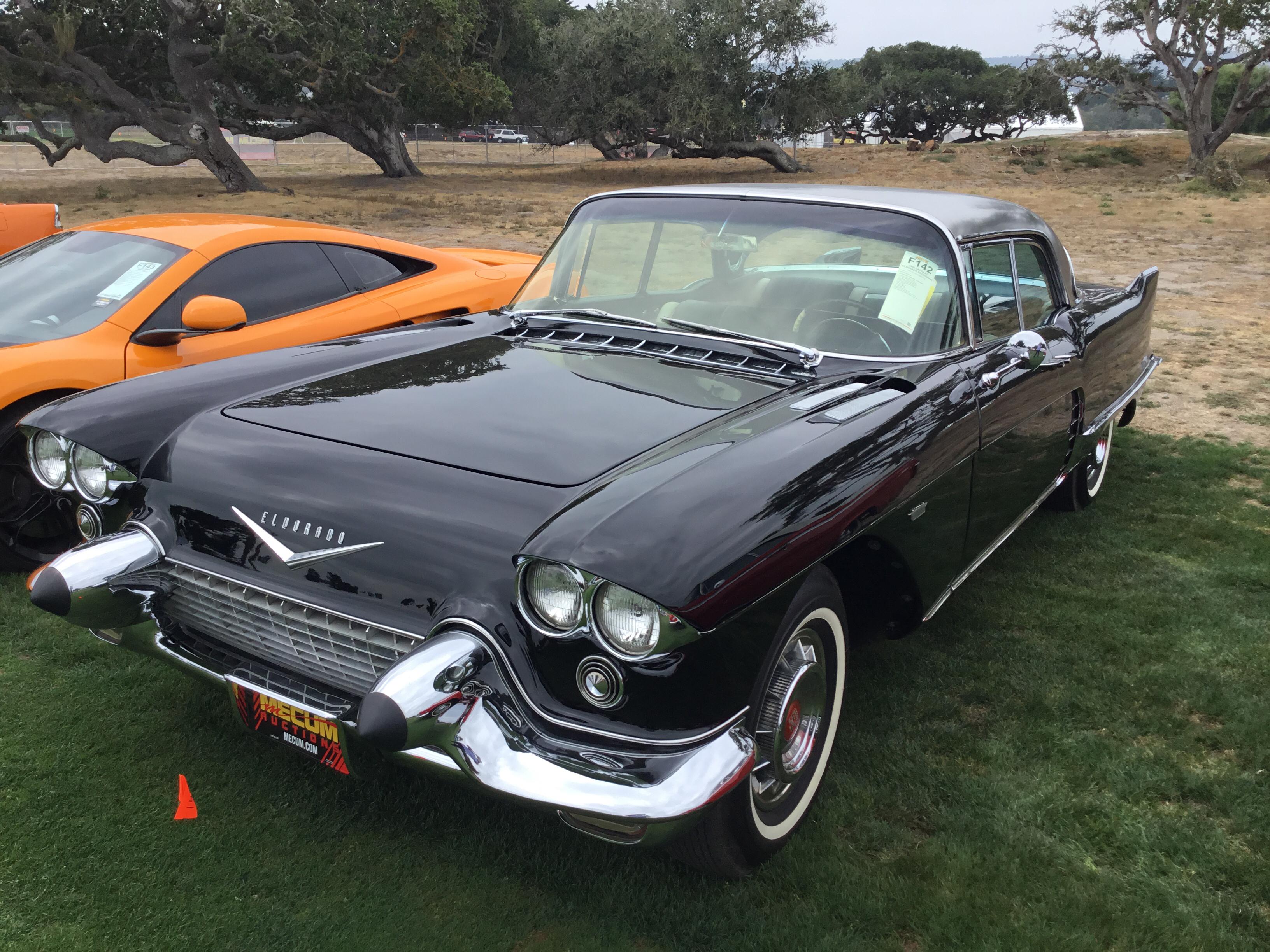 1958 Cadillac Eldorado Seville Values Hagerty Valuation Tool