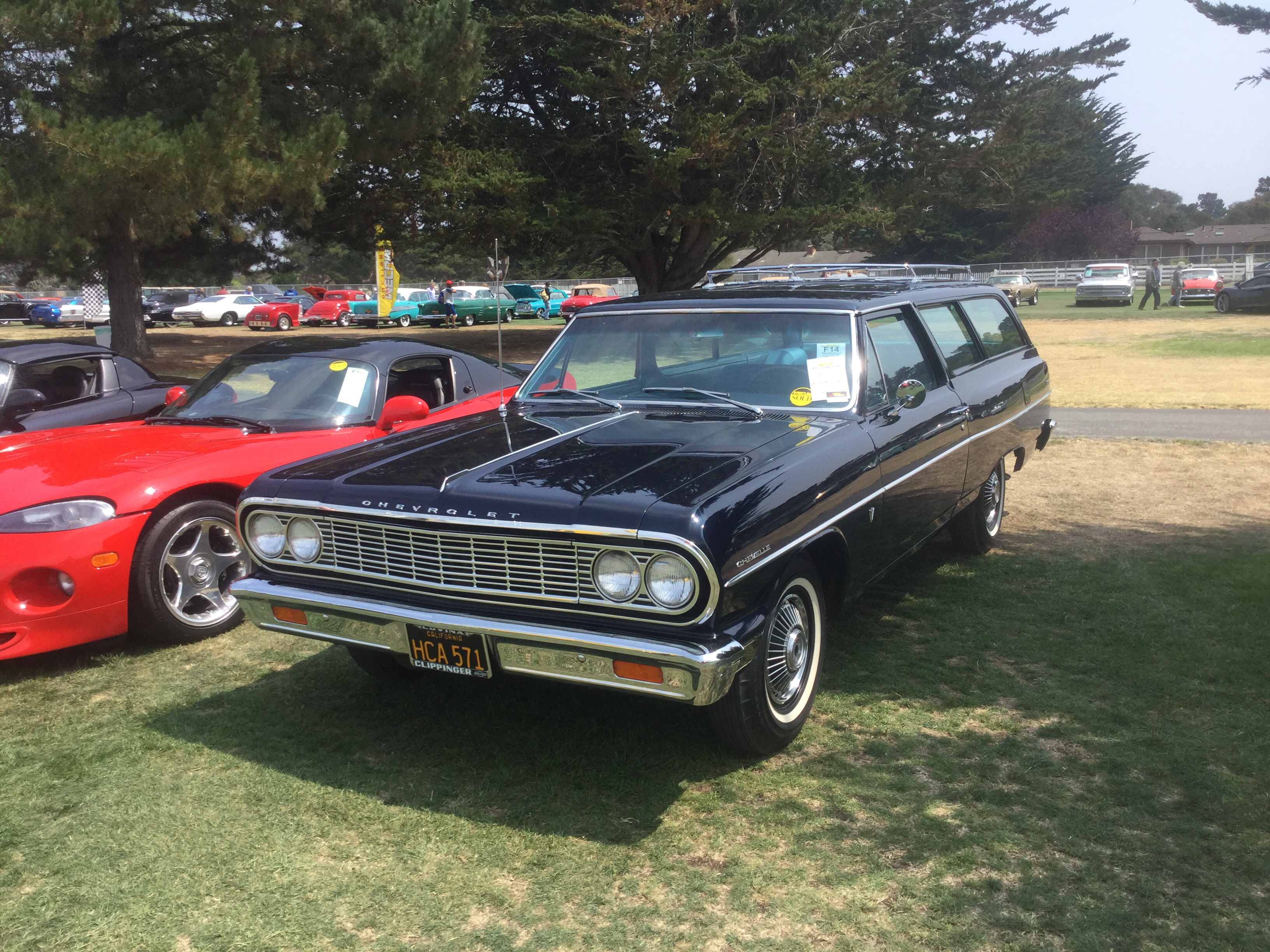 1964 Chevrolet Chevelle 300 Values | Hagerty Valuation Tool®