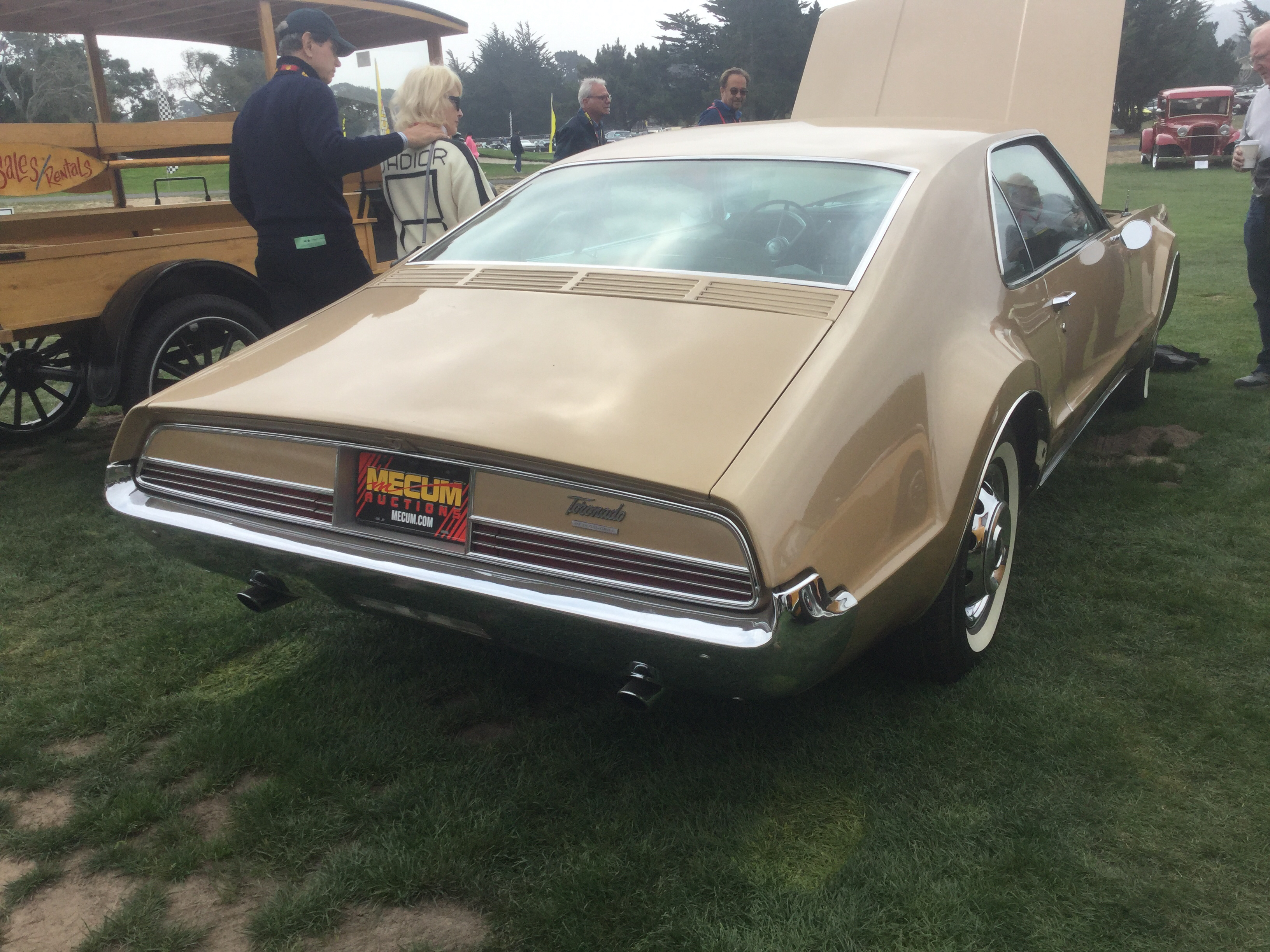 1967 Oldsmobile Toronado Values Hagerty Valuation Tool