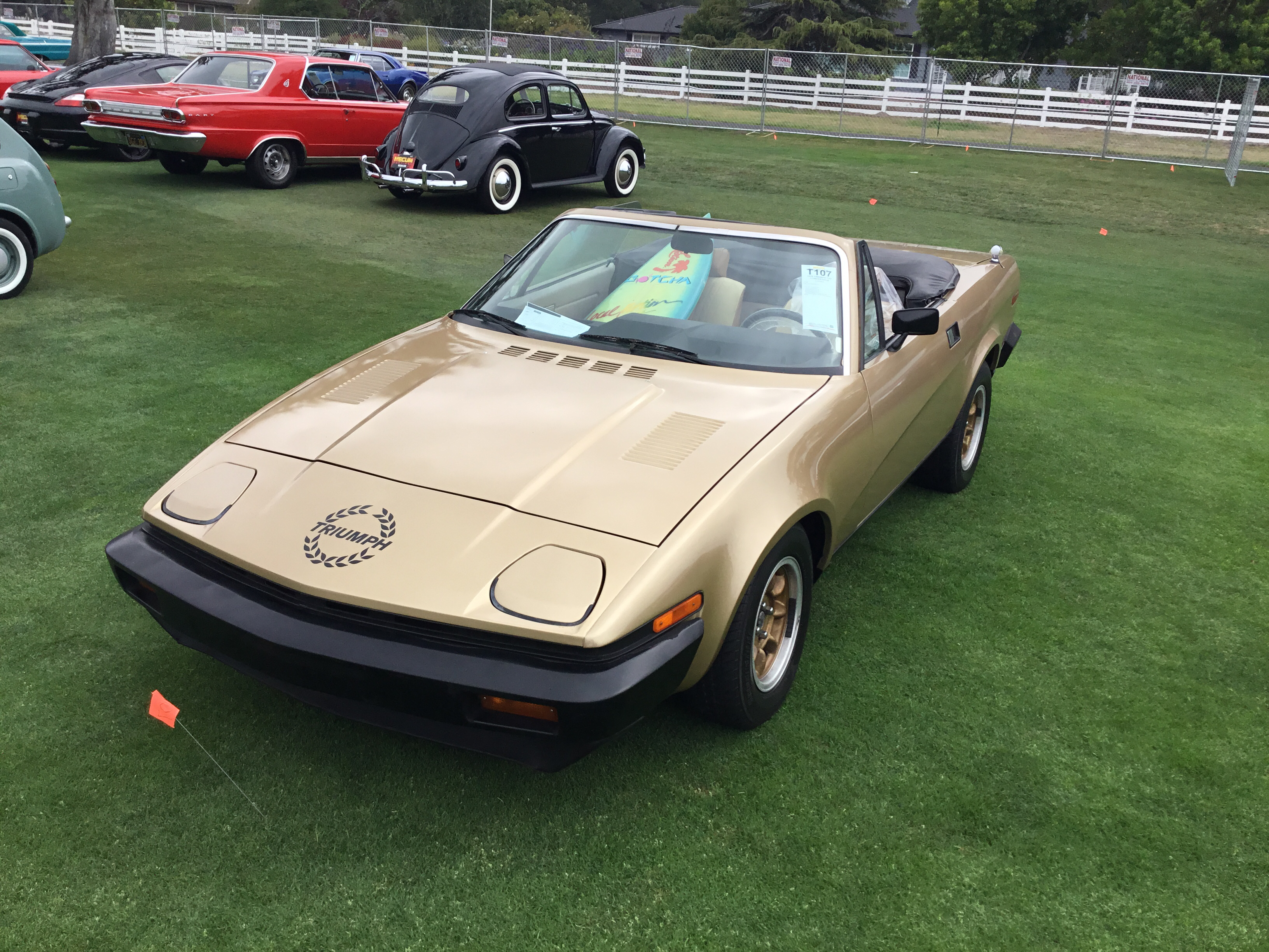 1980 Triumph Tr7 Values Hagerty Valuation Tool