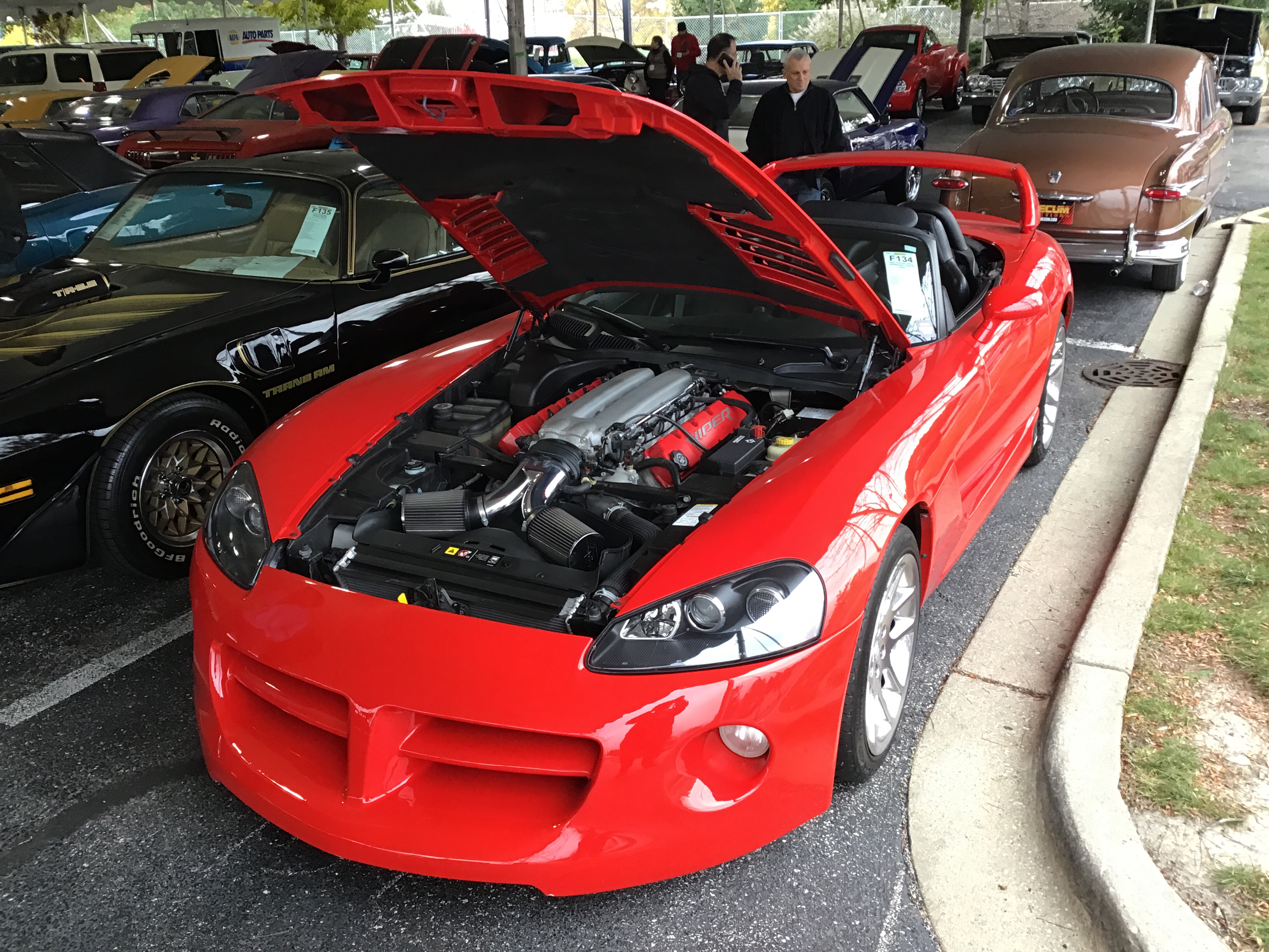 2003 Dodge Viper Srt 10 Values Hagerty Valuation Tool