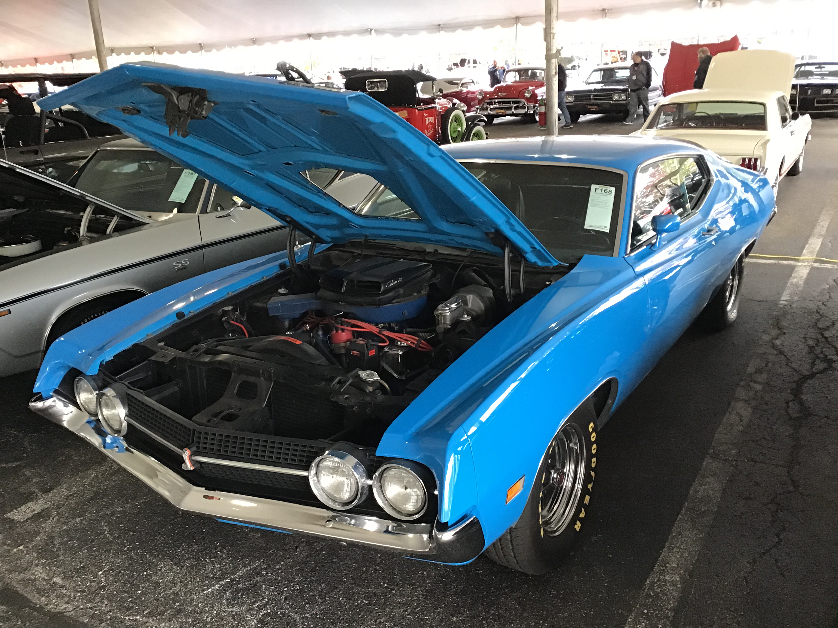 1971 Ford Torino Values Hagerty Valuation Tool 1970 Gt Fastback Cobra Sportsroof 8 Cyl 429cid 375hp 4bbl