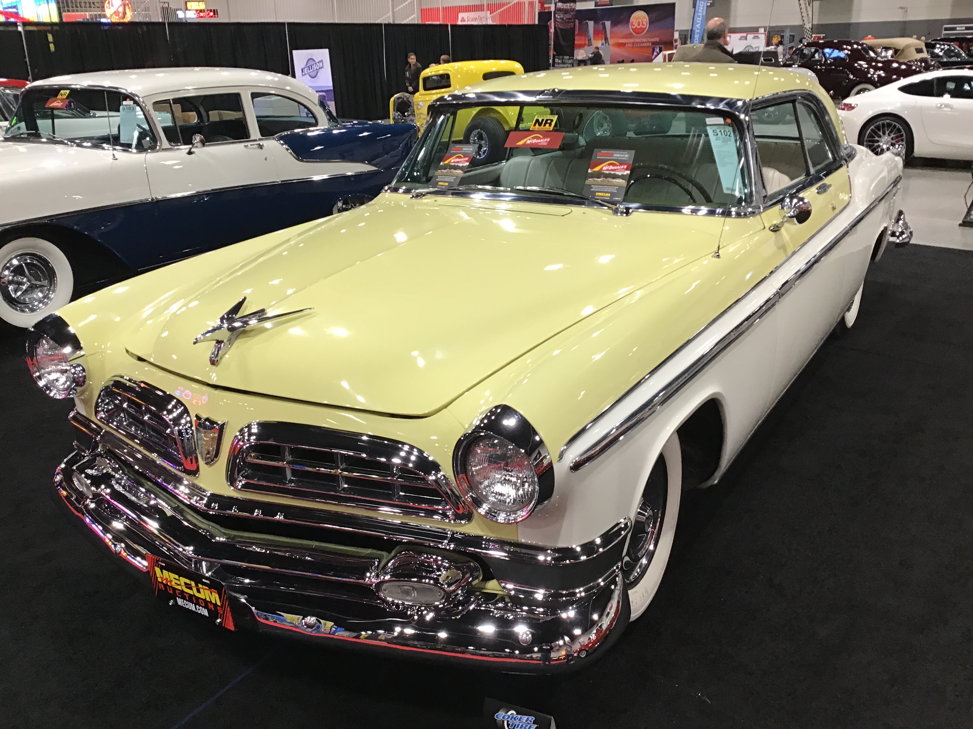 1955 Chrysler New Yorker DeLuxe Values | Hagerty Valuation Tool®
