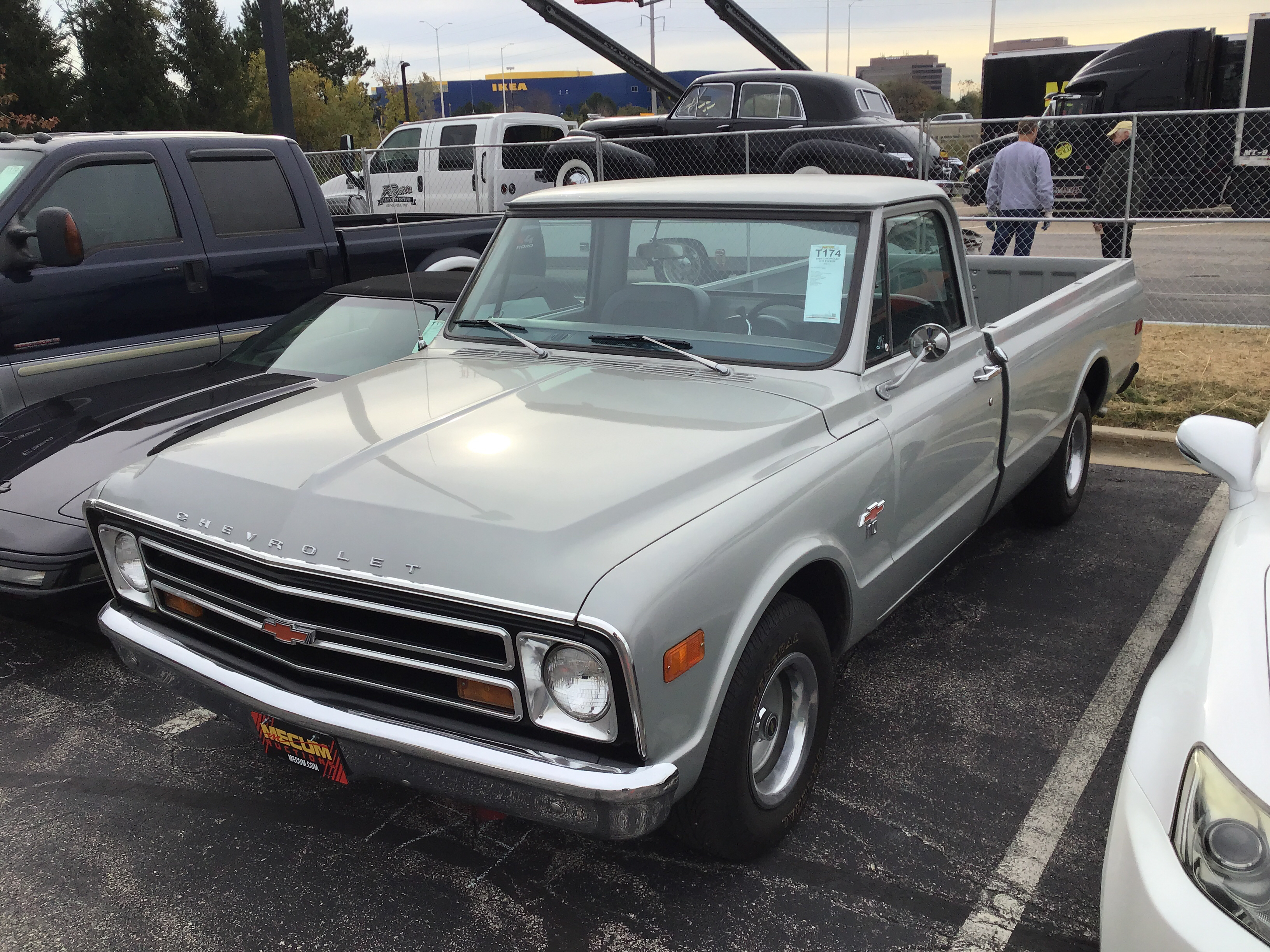 1968 Chevrolet C10 12 Ton Values Hagerty Valuation Tool