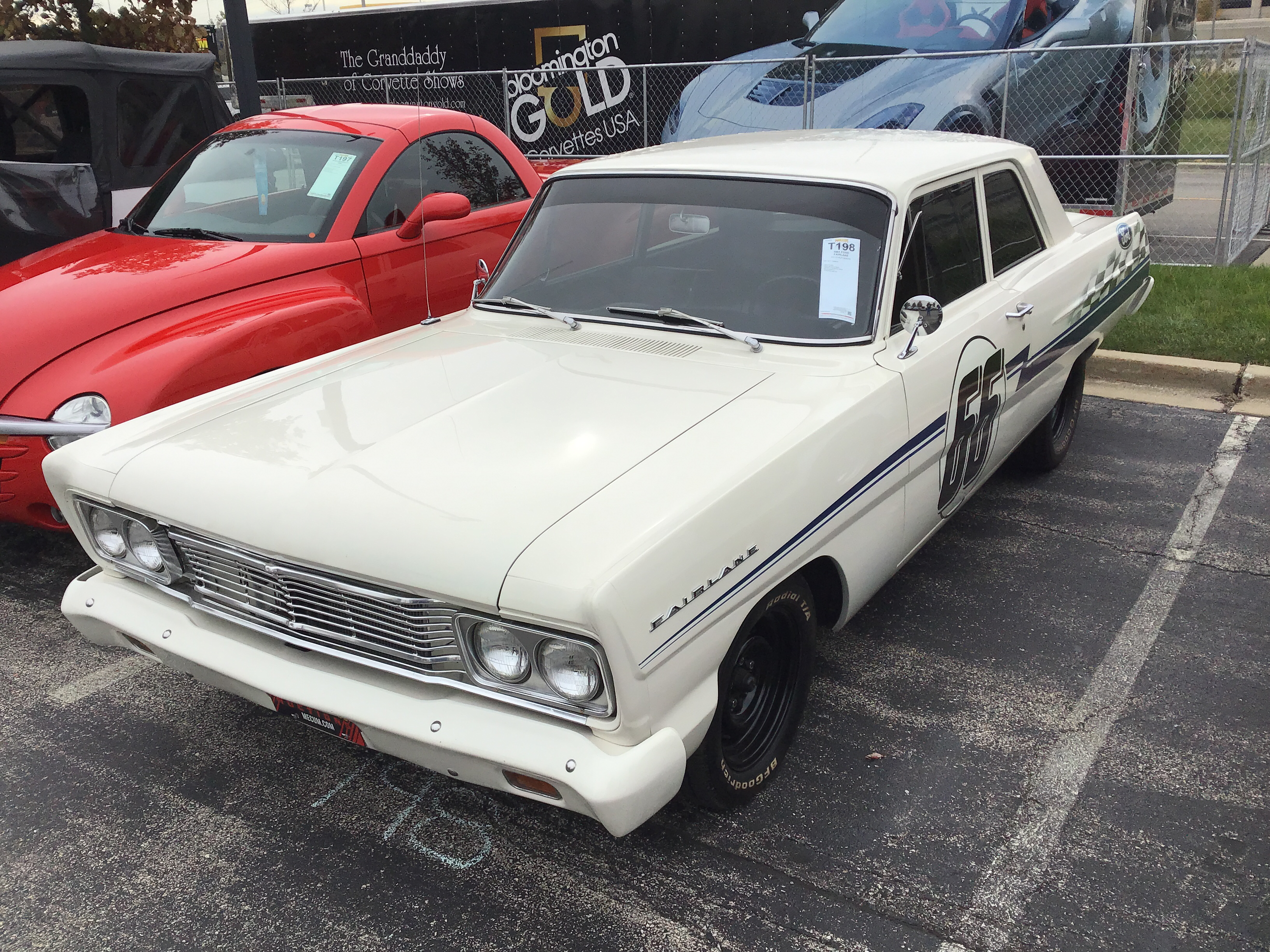 1965 Ford Fairlane Values | Hagerty Valuation Tool®
