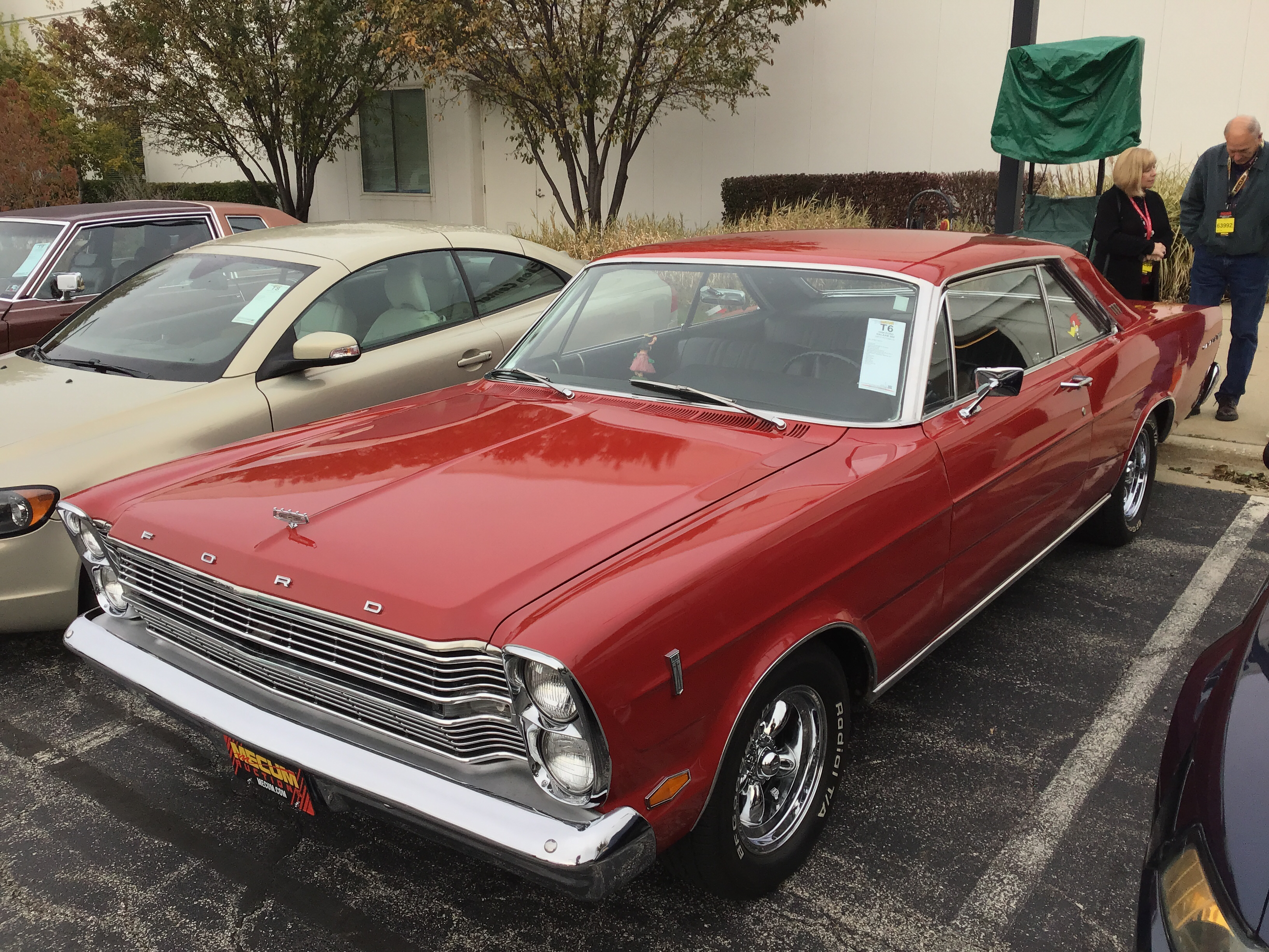 1966 Ford Galaxie 500 Values Hagerty Valuation Tool