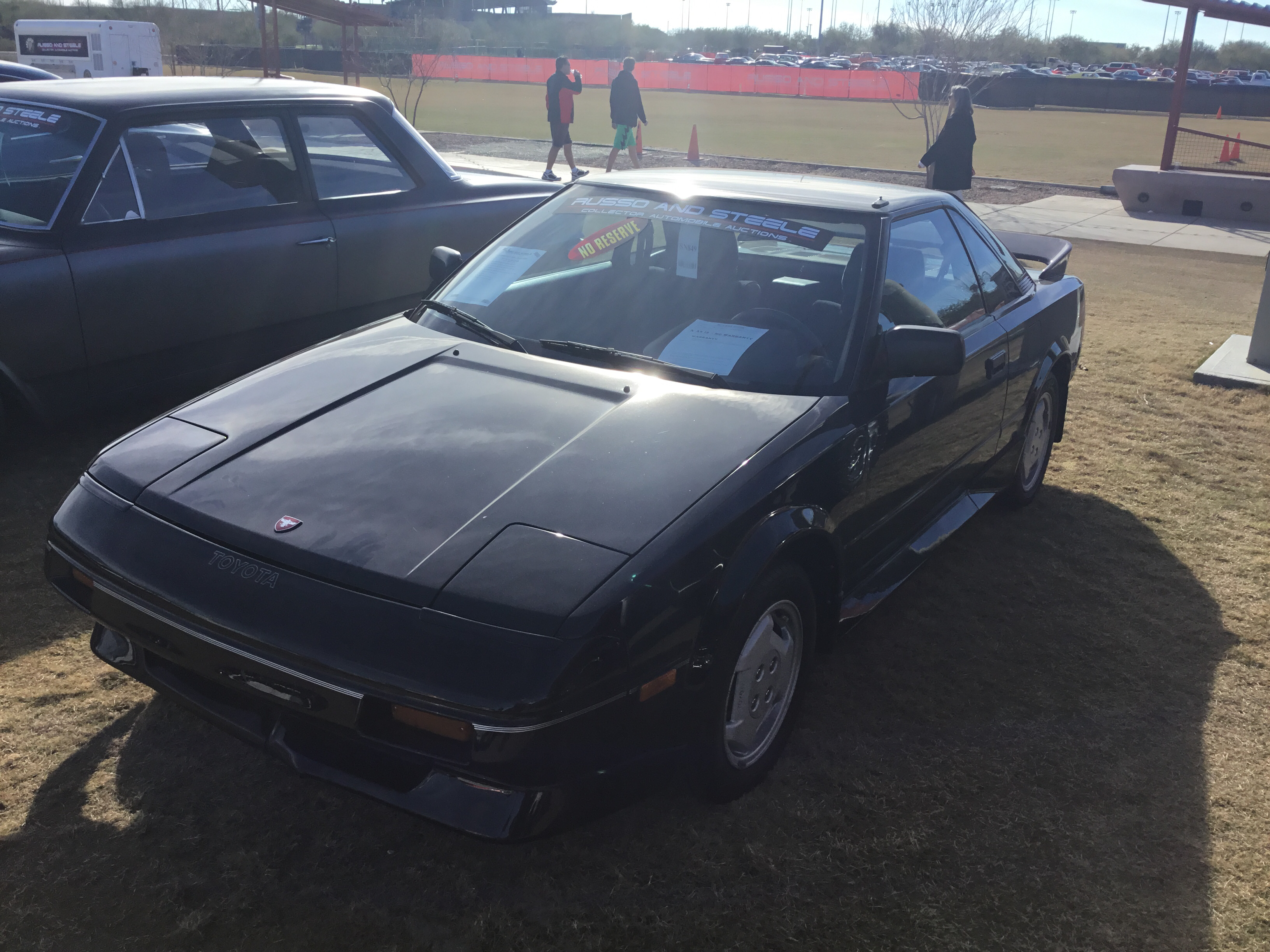 1986 Toyota MR2 Mk I Values | Hagerty Valuation Tool®