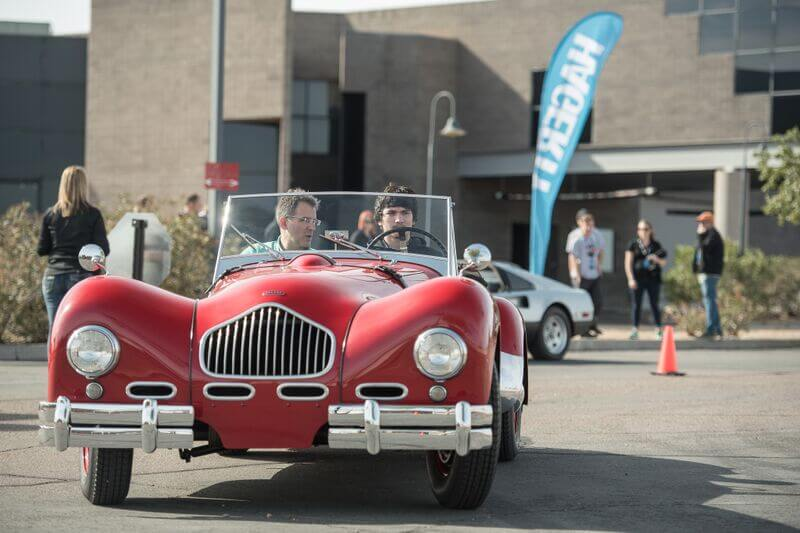 Want To Learn To Drive A Manual Hagerty