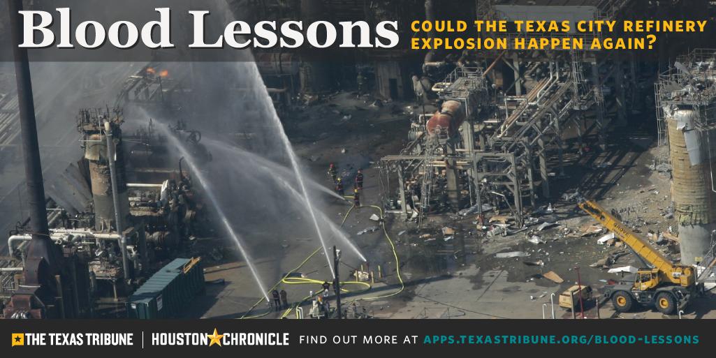 Blood Lessons | The Texas Tribune