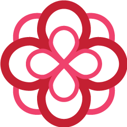 AOII infinity rose